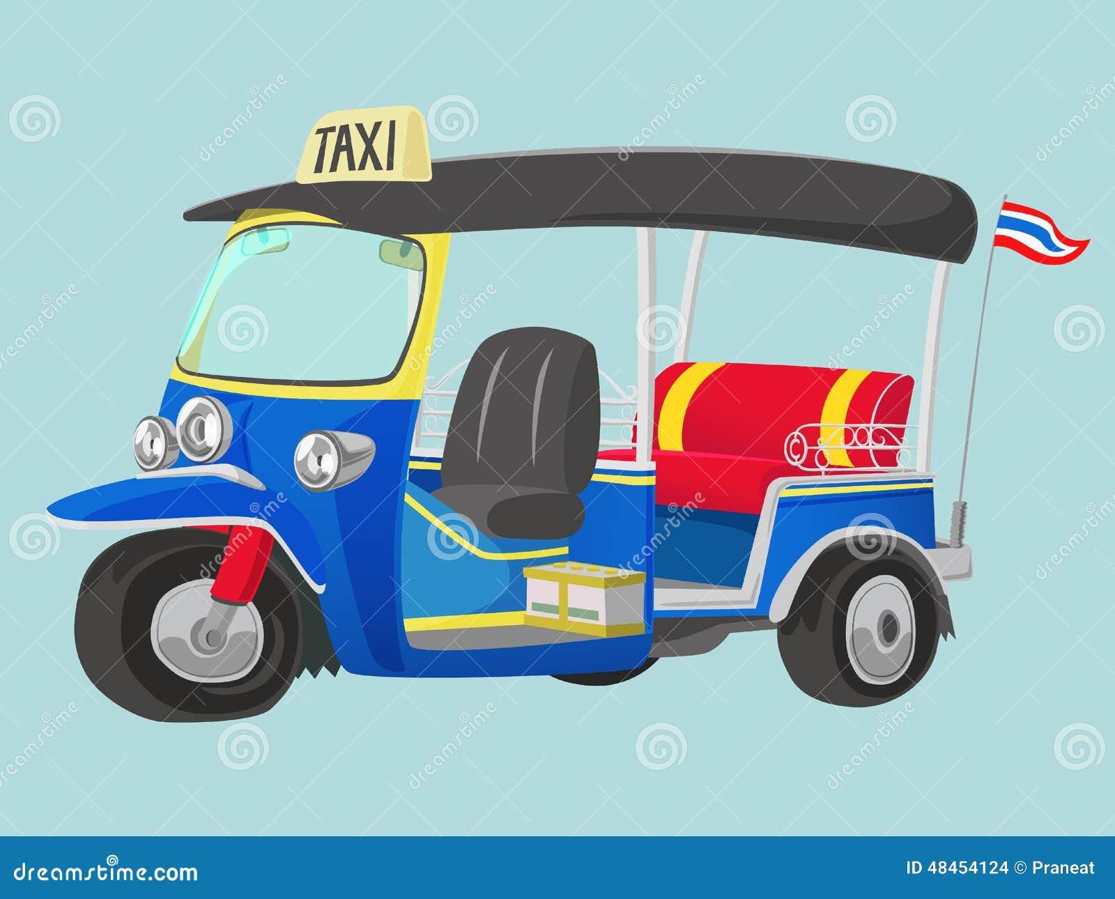 tuk tuk taxis