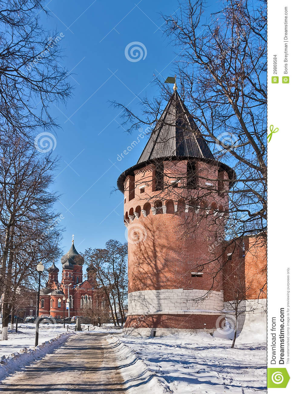 Tula Russia  city images : Tula Kremlin is a fortress in Tula, Russia. Monument of the 16th ...