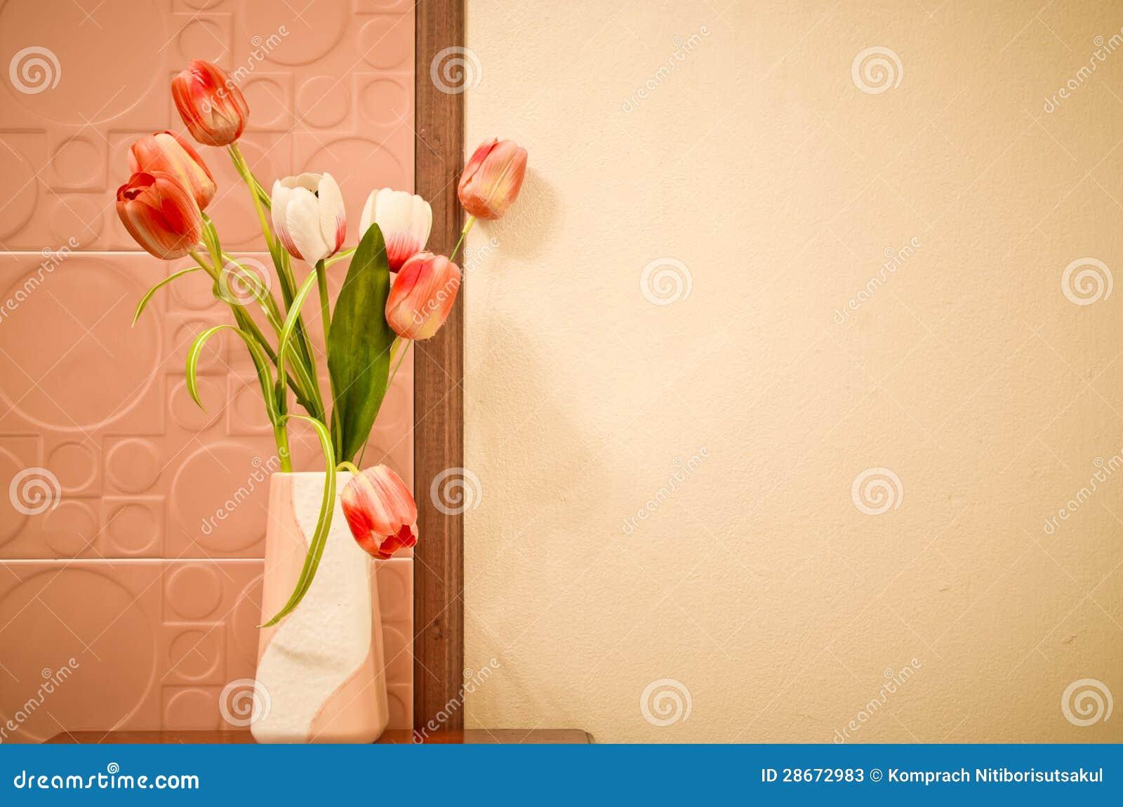 Tulipano nel vaso