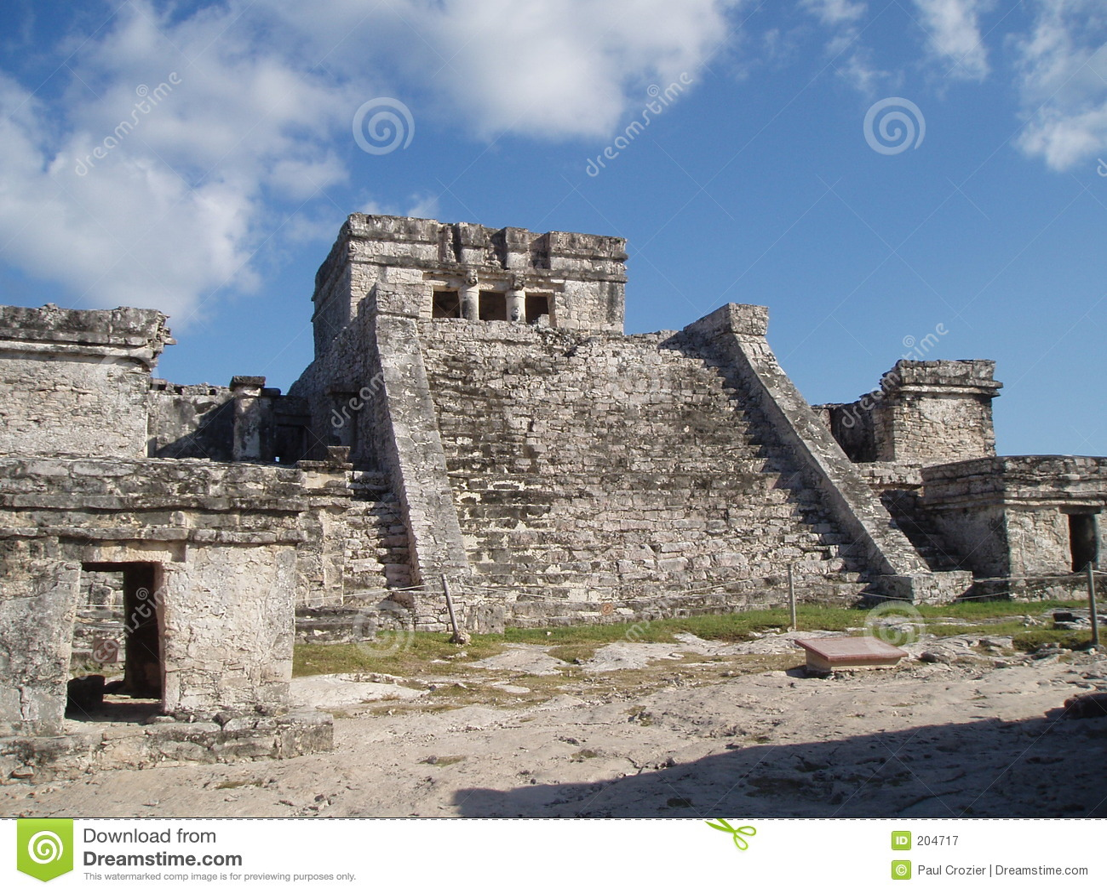 Tulum för 2 slott