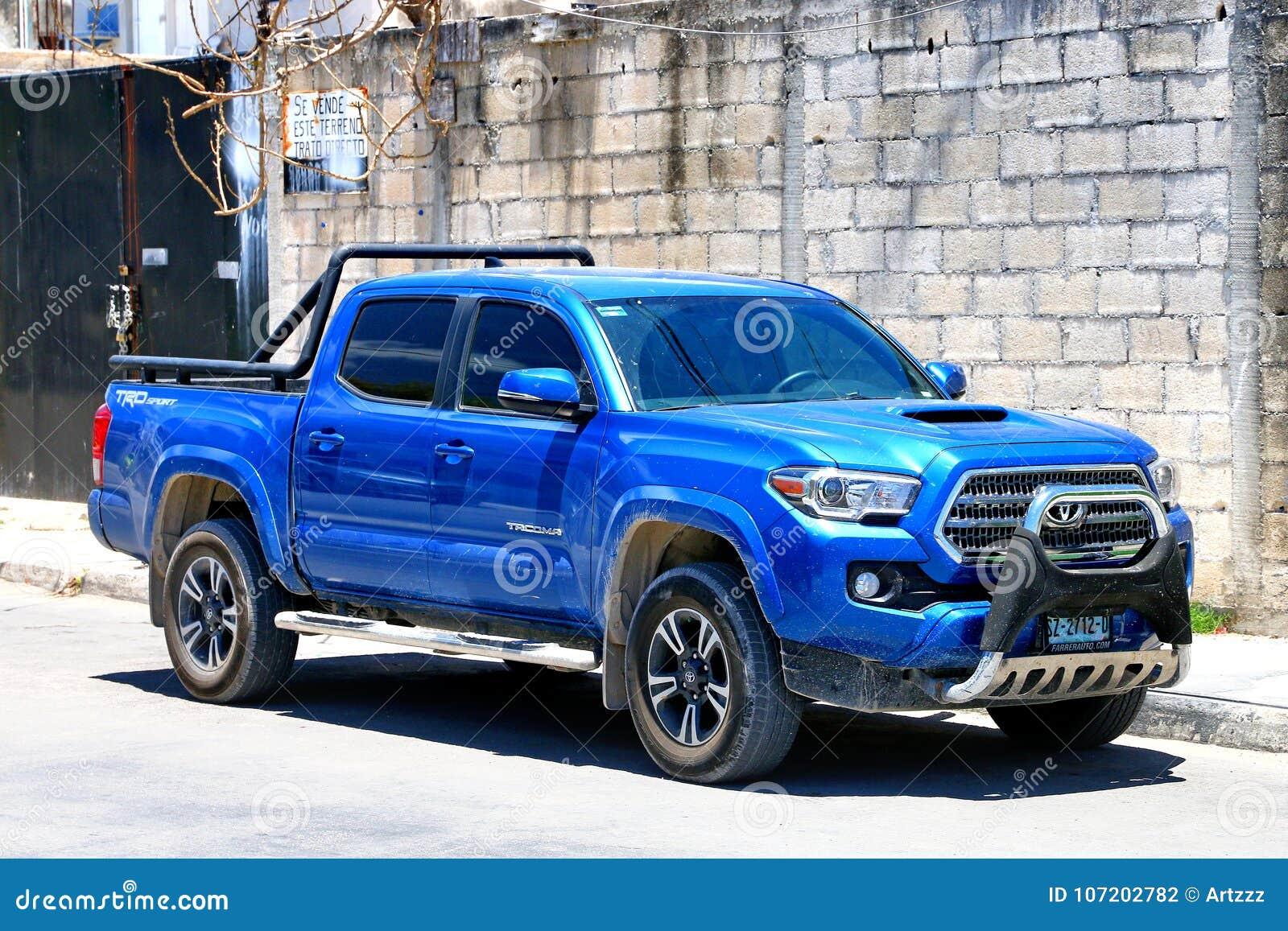 Toyota Tacoma Editorial Photography Image Of Machine 107202782
