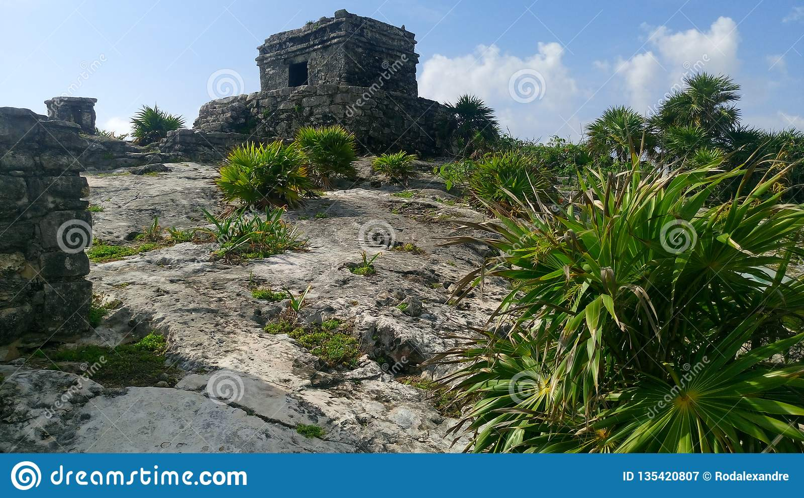Tulum Nationaal Park - Mexico