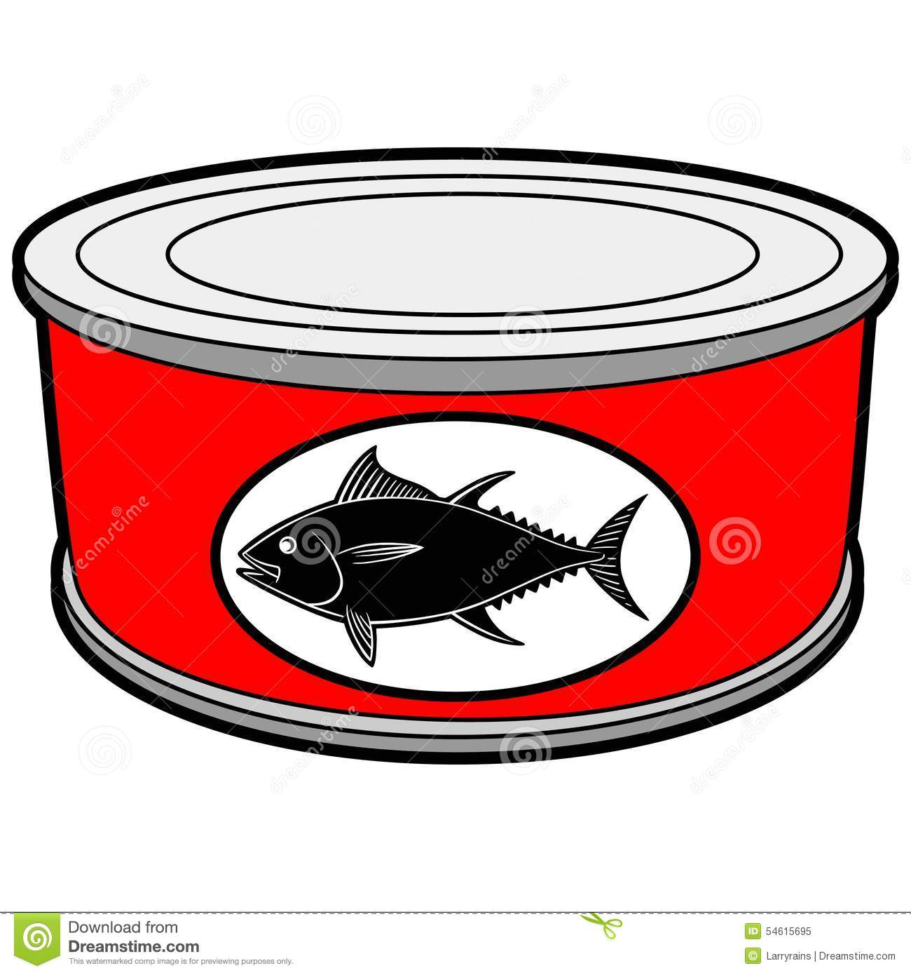 Can Tuna Stock Illustrations – 481 Can Tuna Stock Illustrations ...