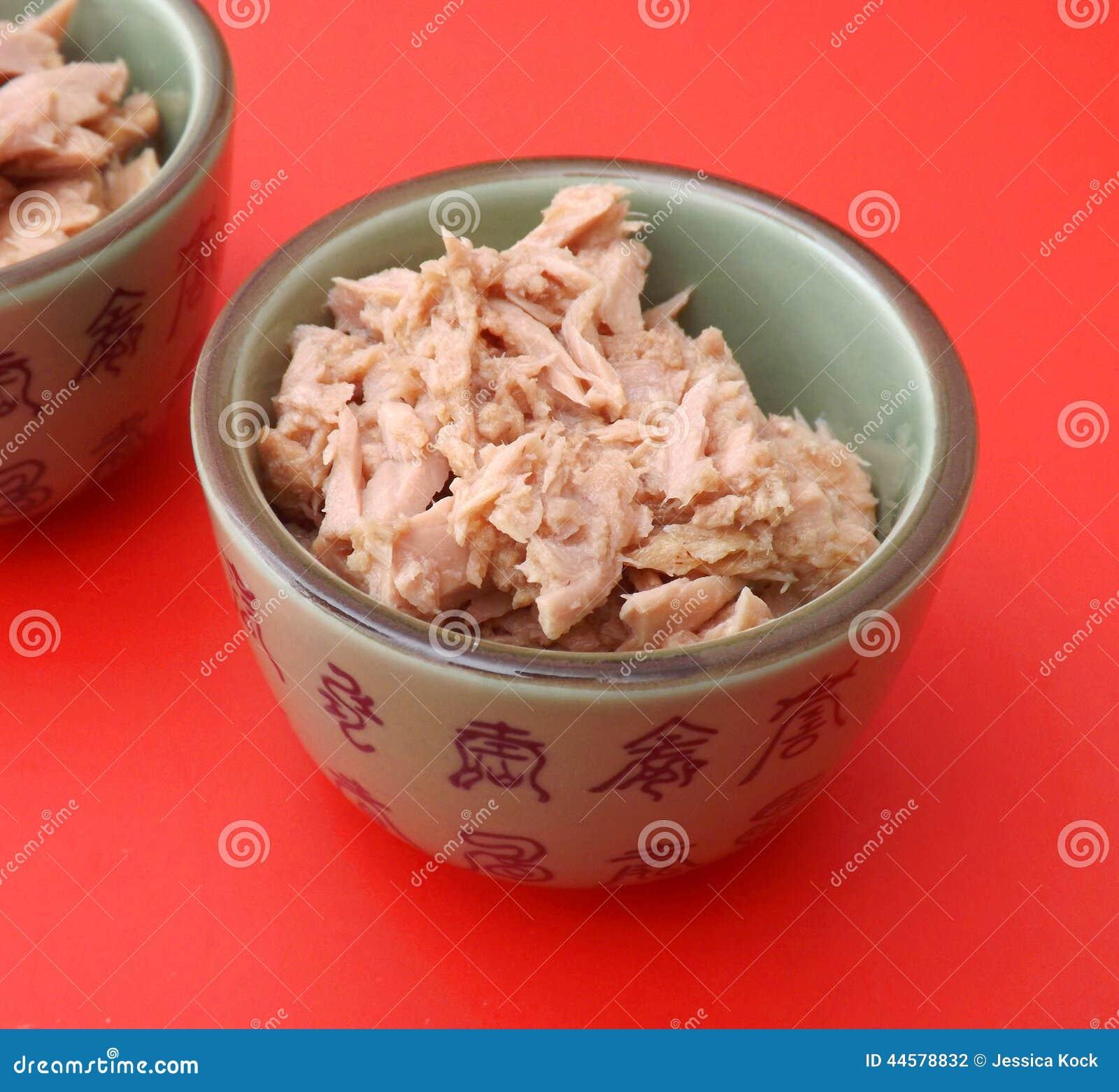 Some fresh tuna...