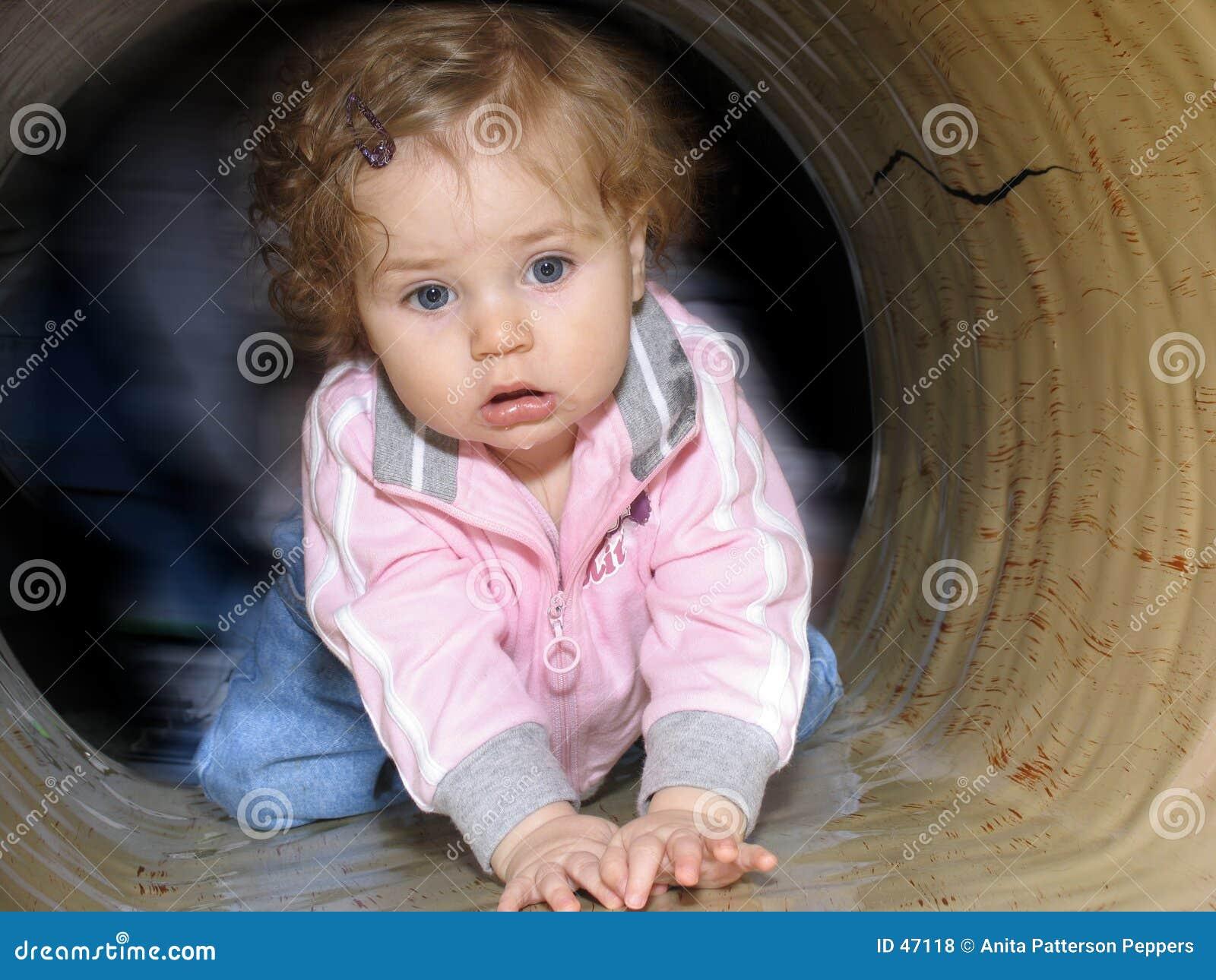 Tunel dziecka