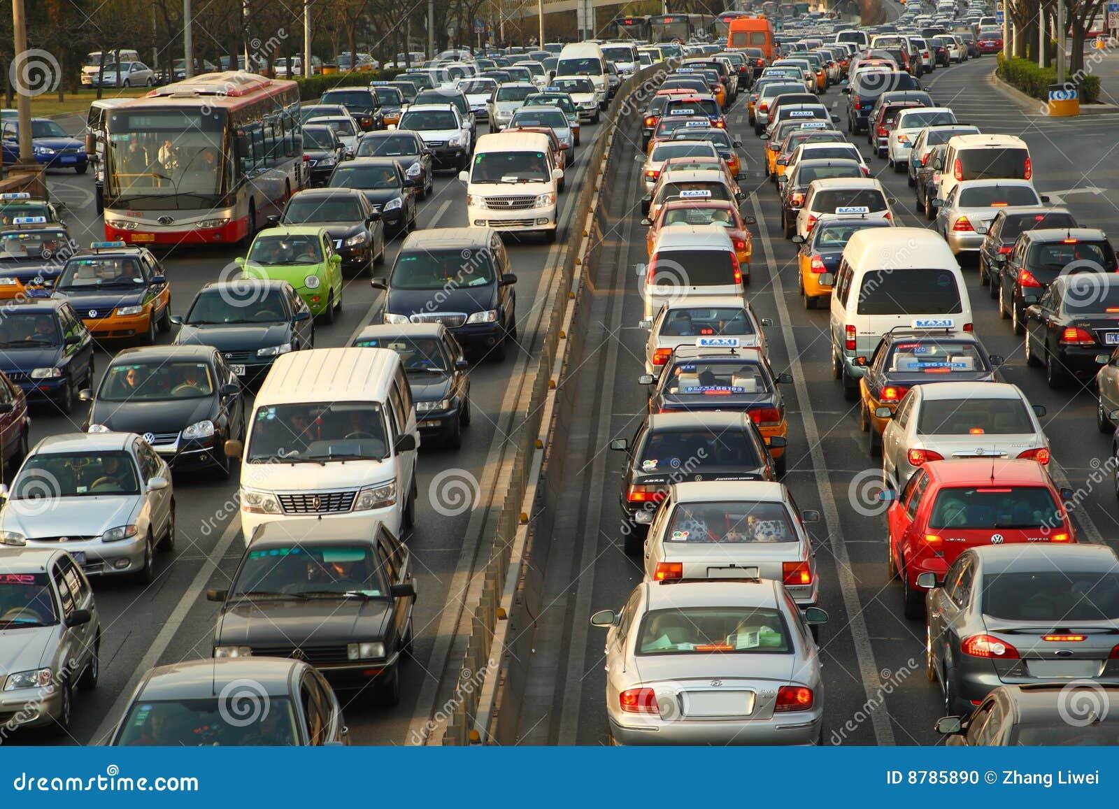 Tung trafik