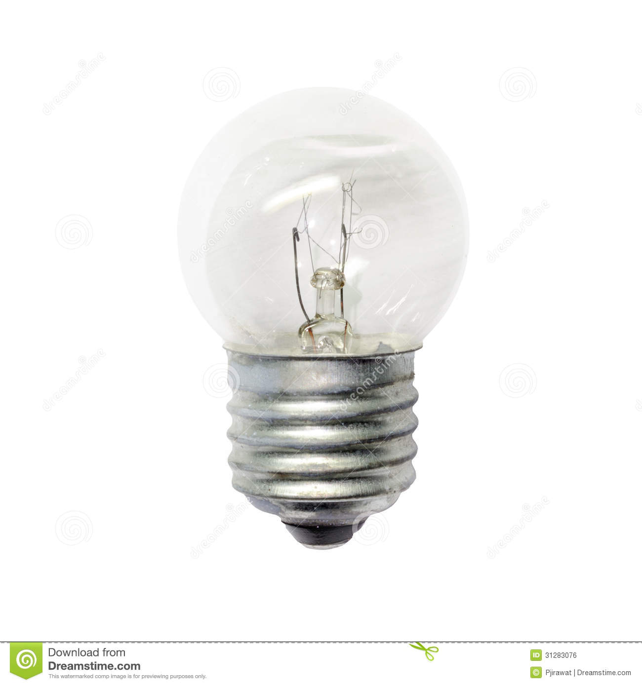 Tungsten Light Stock Photo Image Of Electric Idea Imagination 31283076