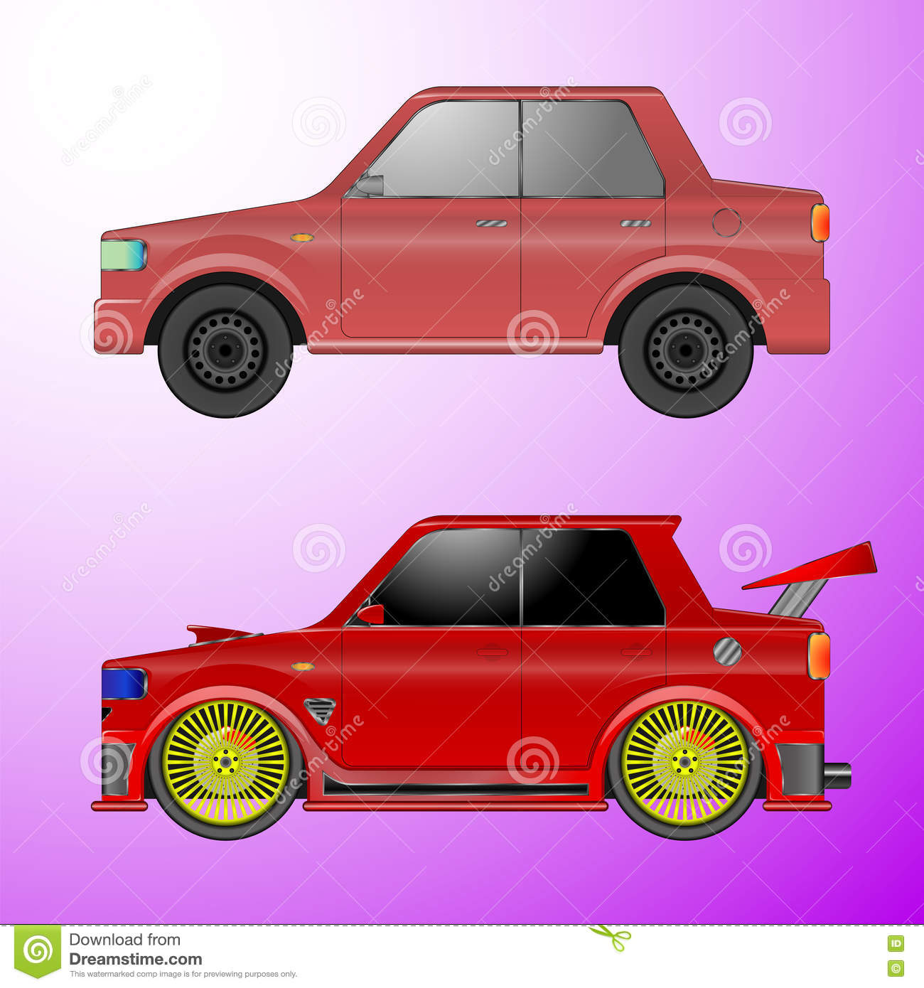 Technical characteristics of cars: a selection of sites