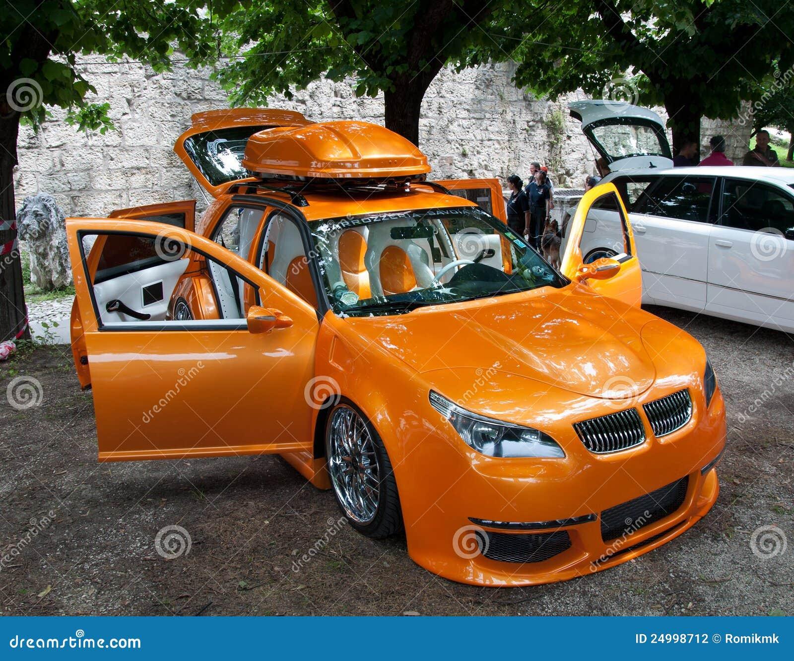 Das Sound Machine Car Show