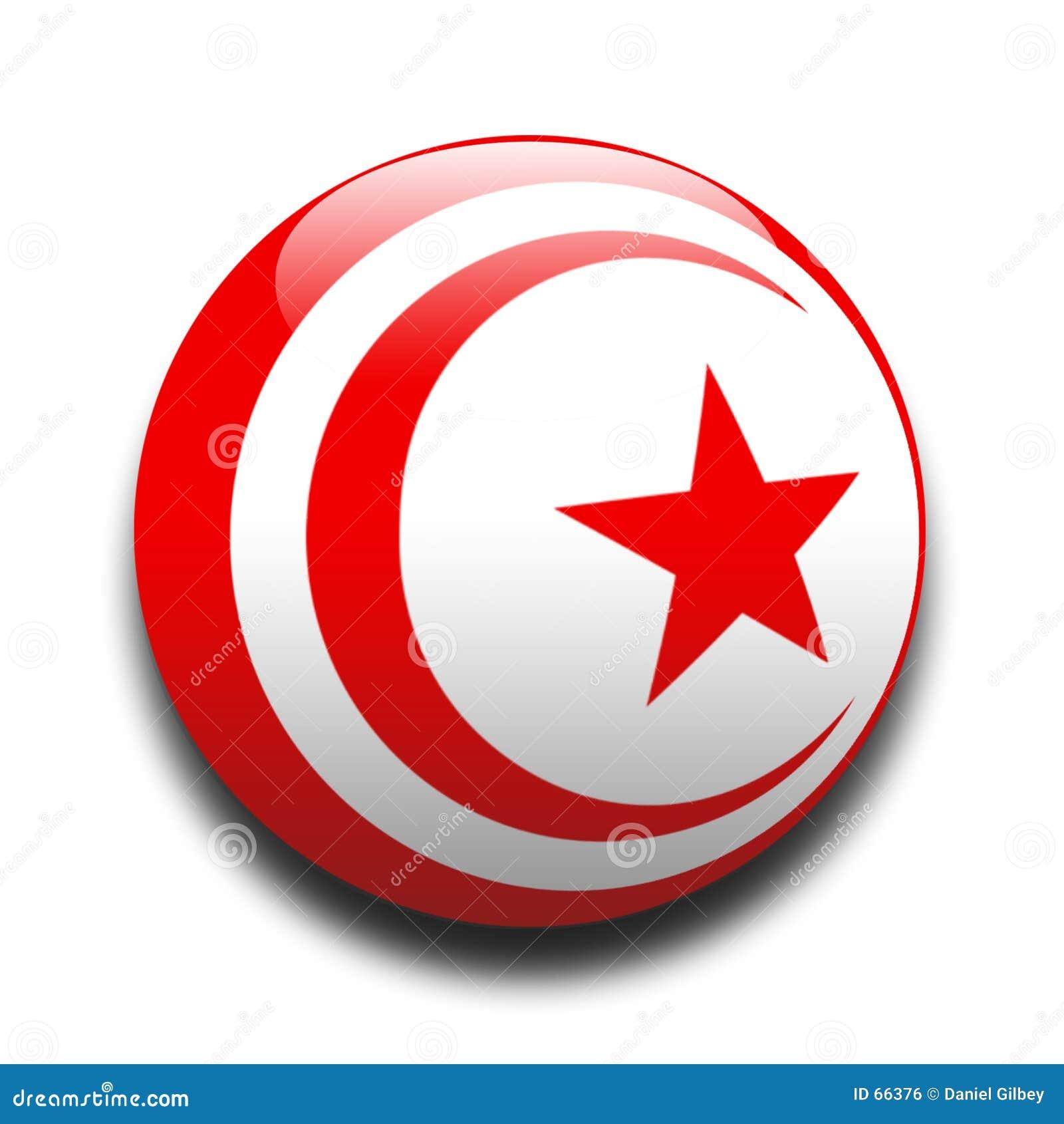 Tunisian флага