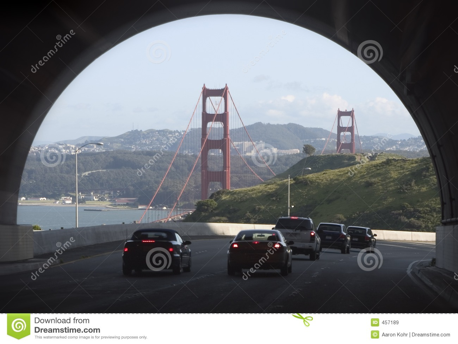Tunnel aan de Poort