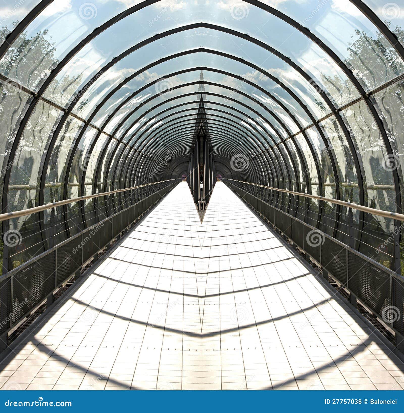Tunnel de disparaition