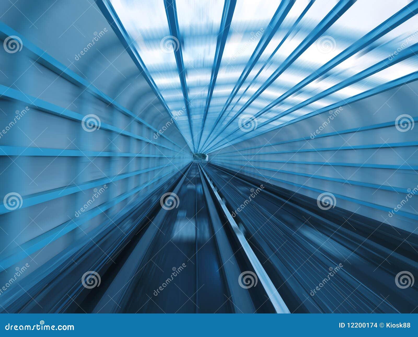 Tunnel des Gleiss