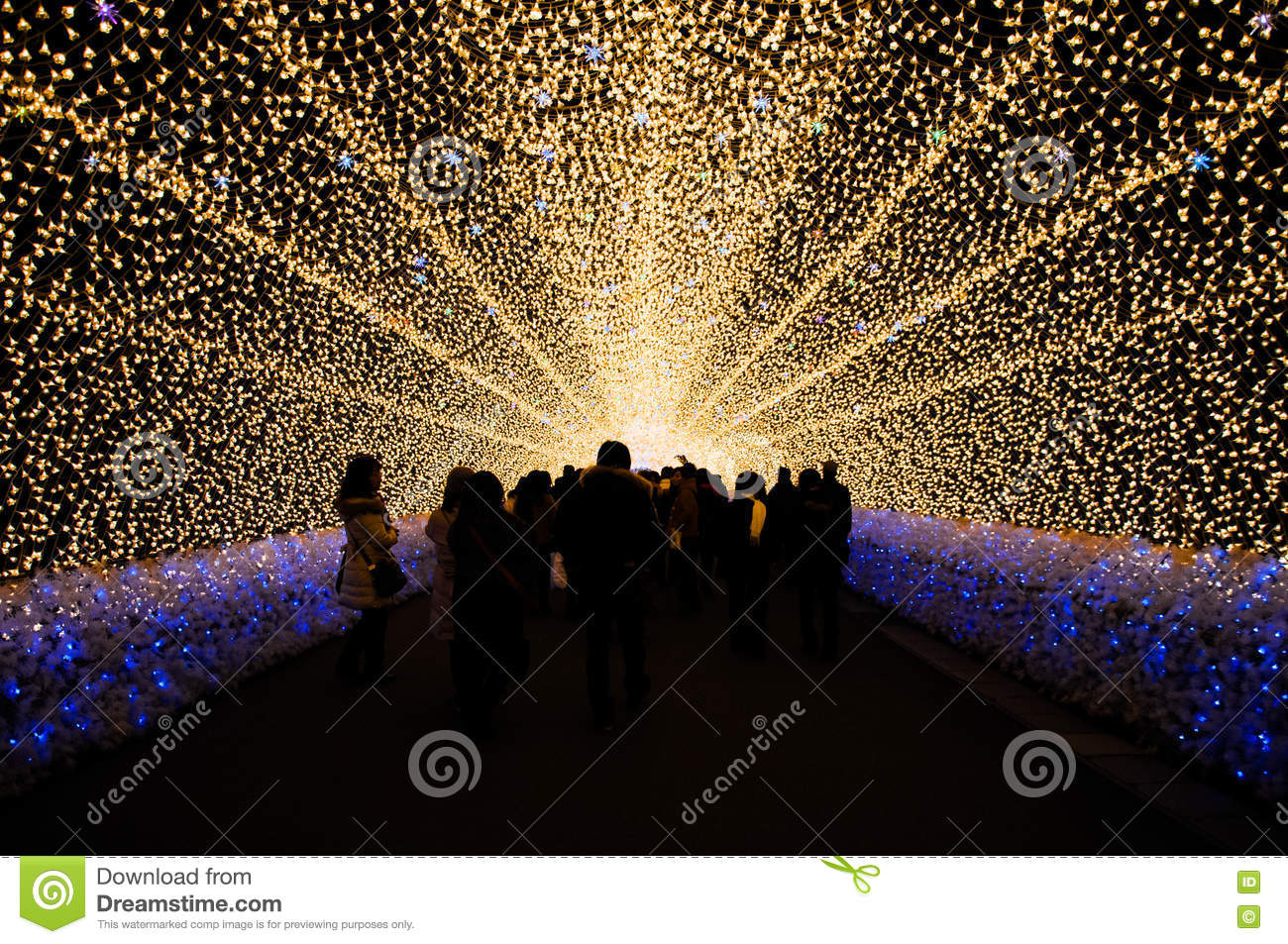 Watch Nabana No Sato: Inside Japans Most Mind-Blowing Light Show video
