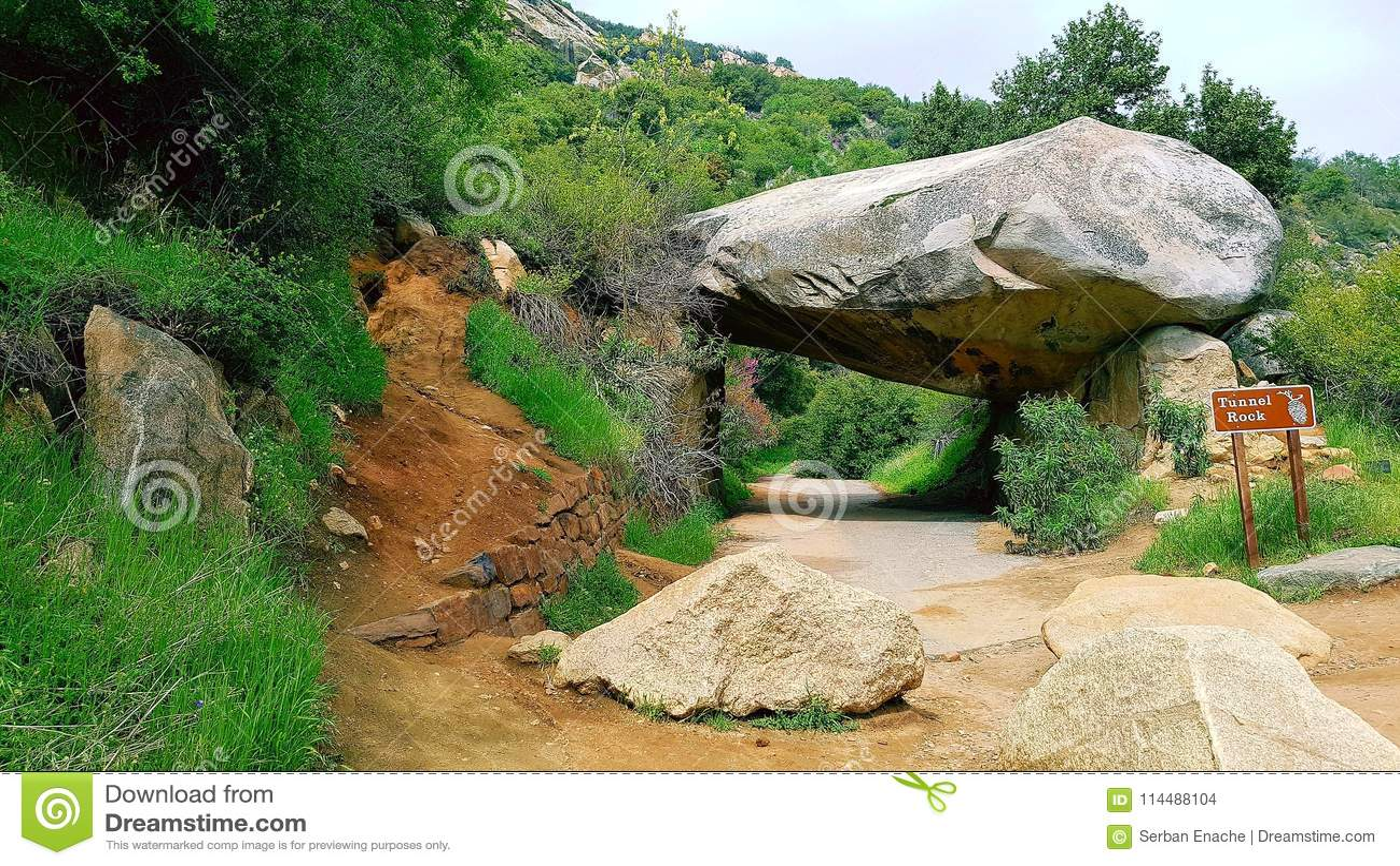 Tunnel Rock