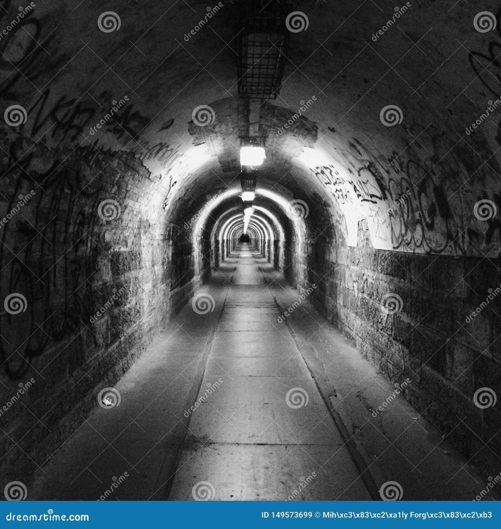 Tunnel till o?ndligheten