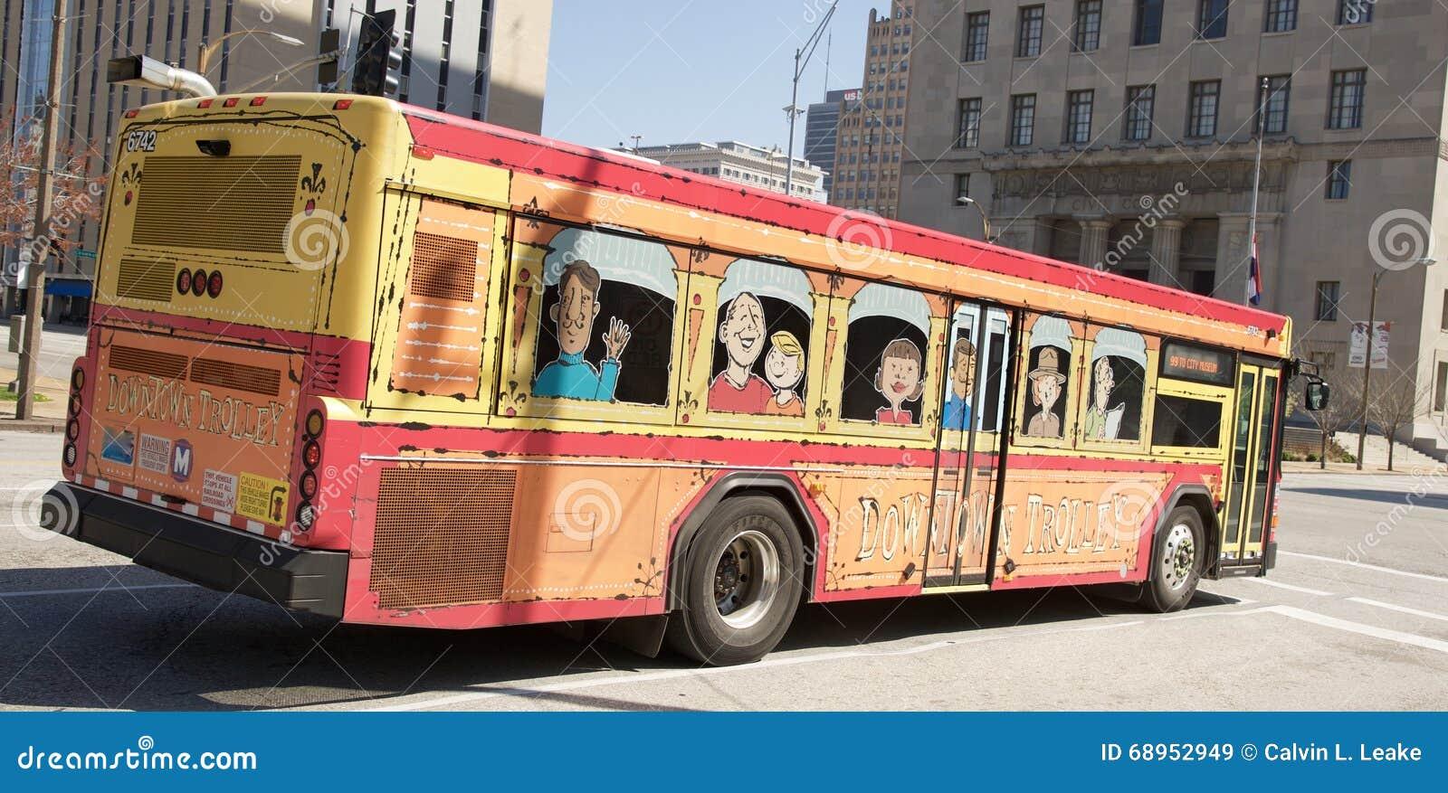 Tunnelbanastadsbuss St Louis