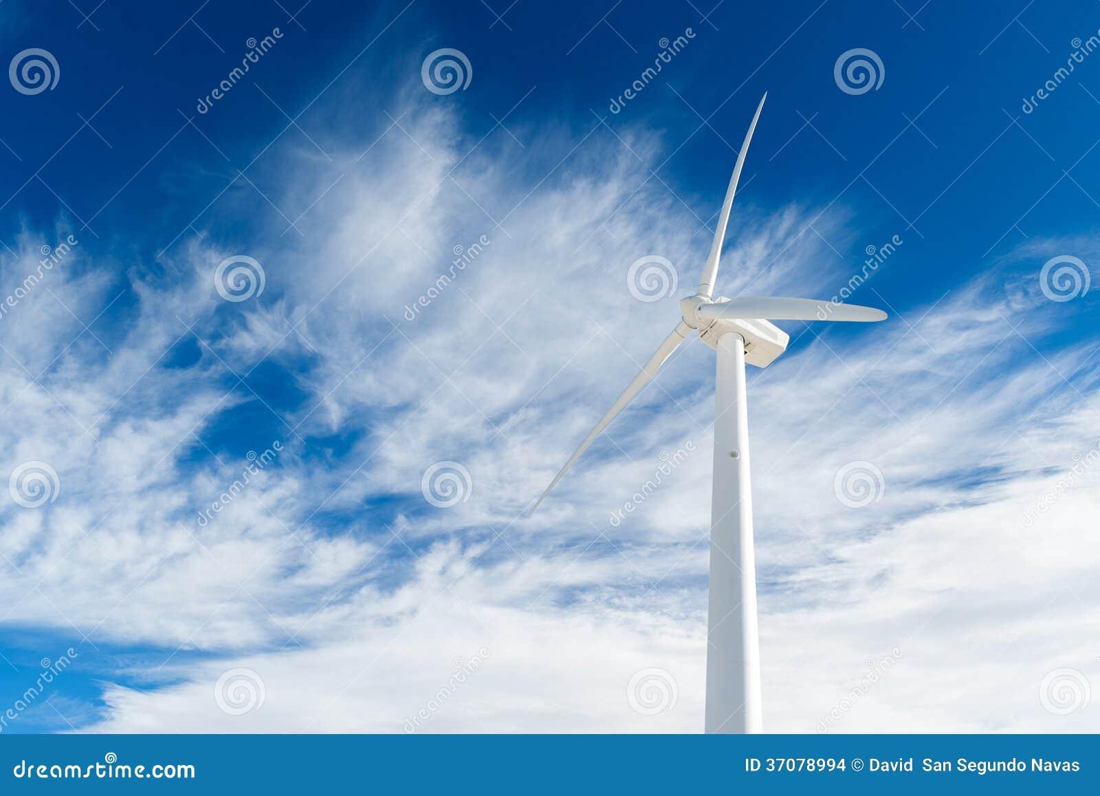 Download Turbina zdjęcie stock. Obraz złożonej z przemysł, wierza - 37078994
