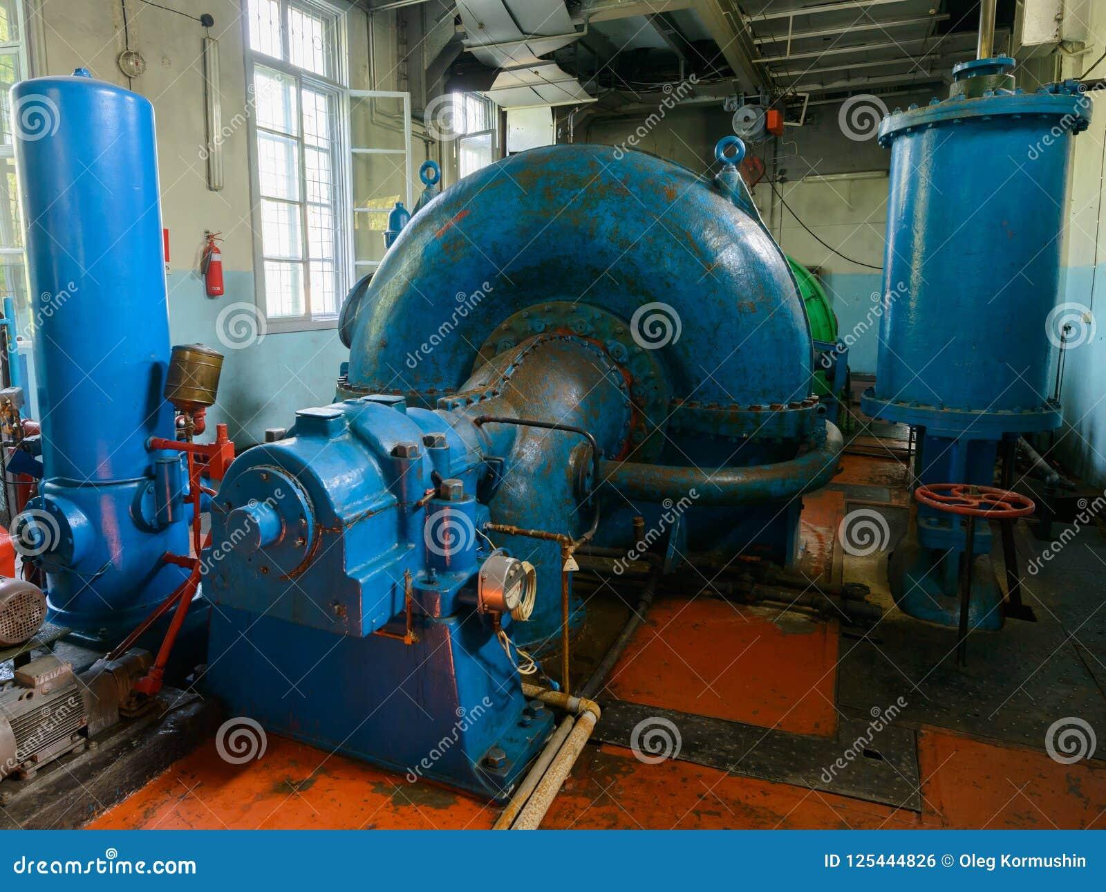 Turbina idraulica