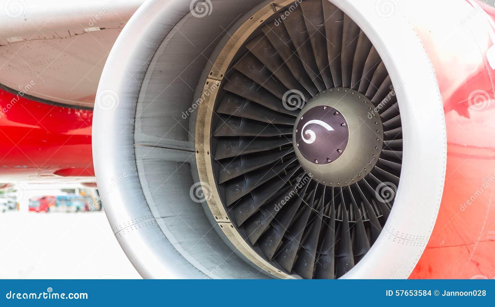 Turbina samolot