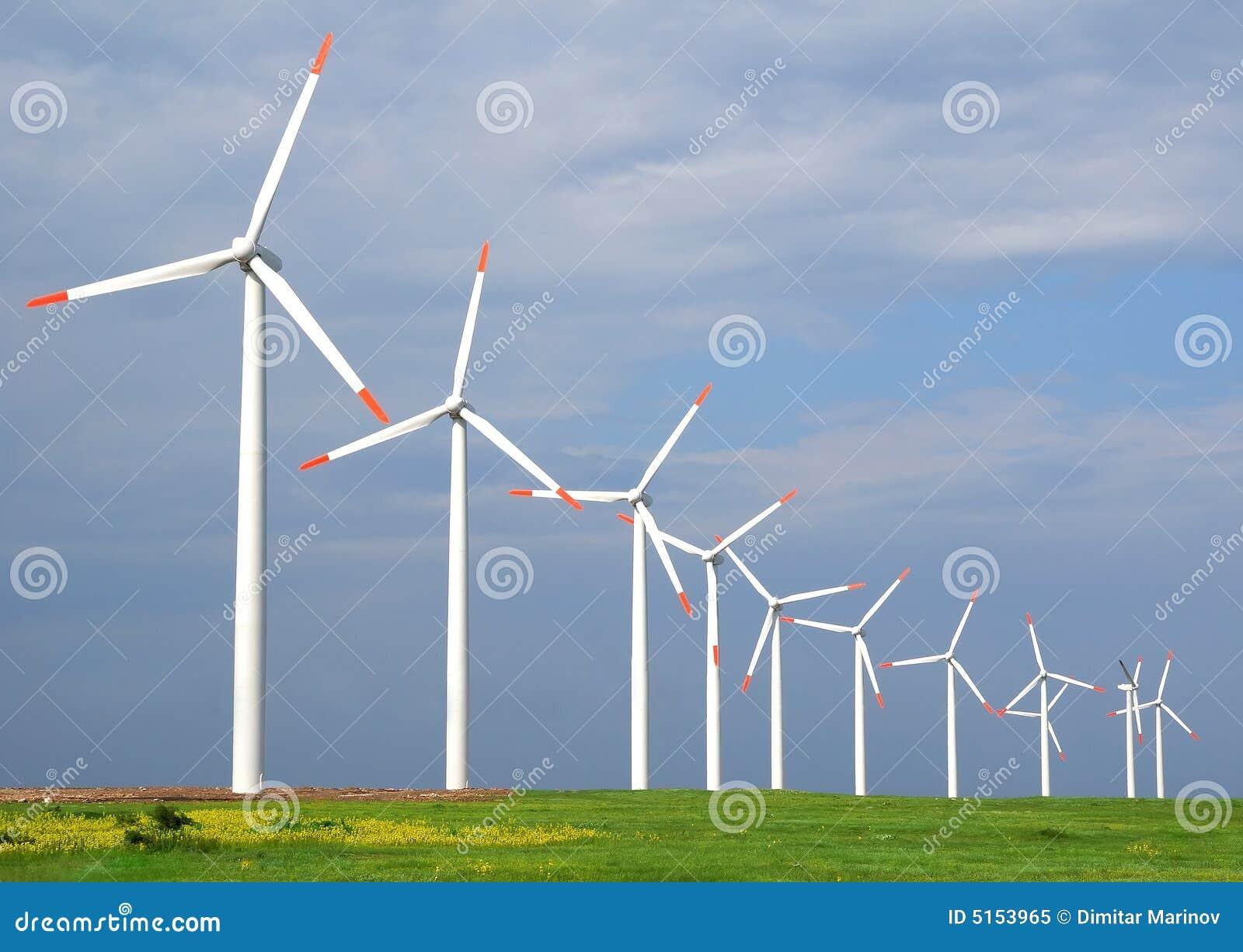 Turbina wiatr