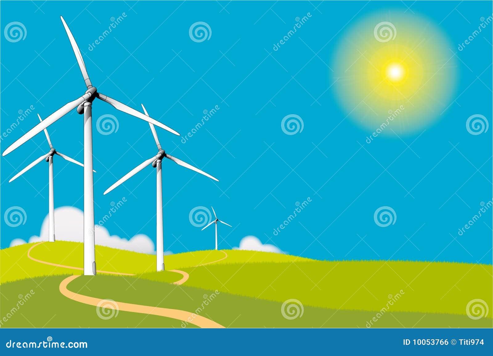 Turbinas de vento