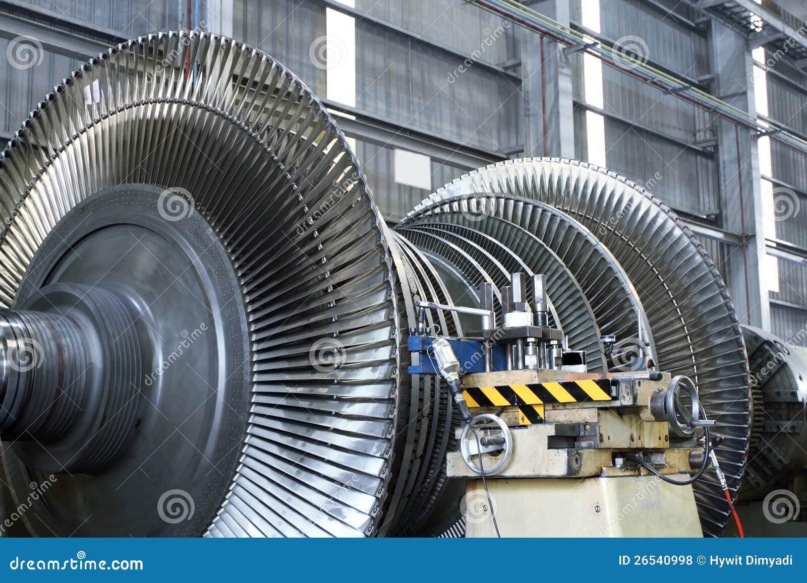 Turbine op workshop