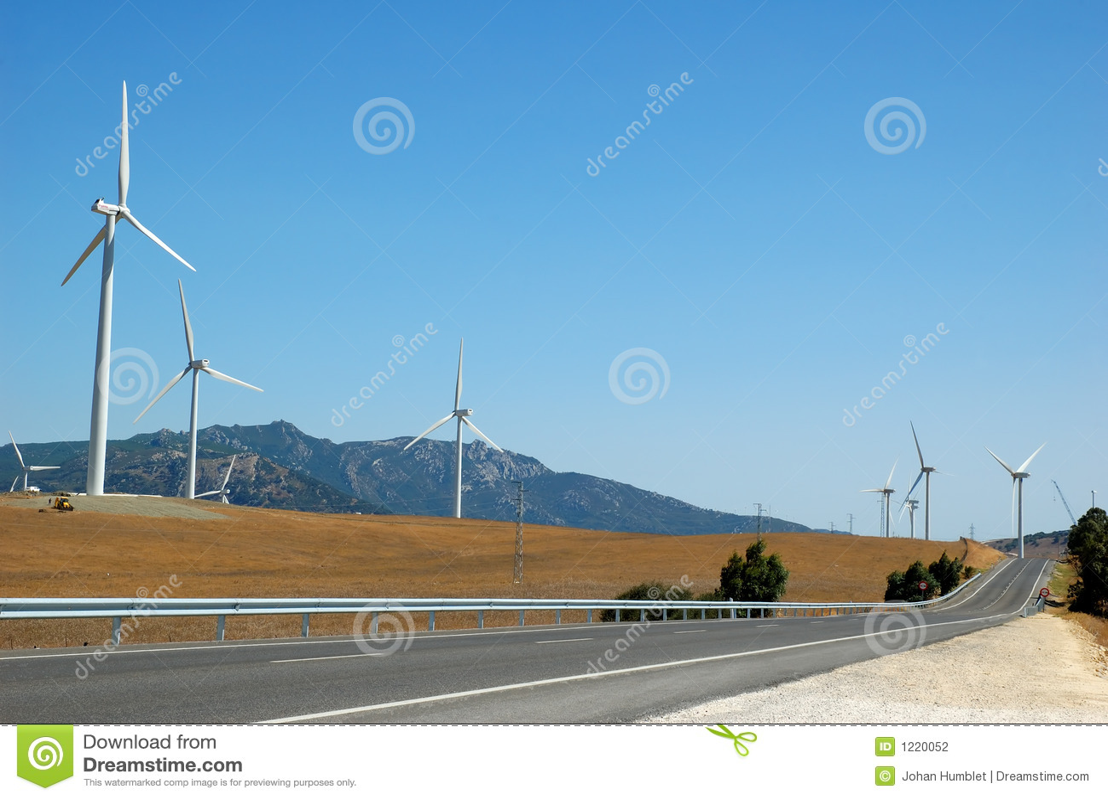 Turbinwind för alternativ energi