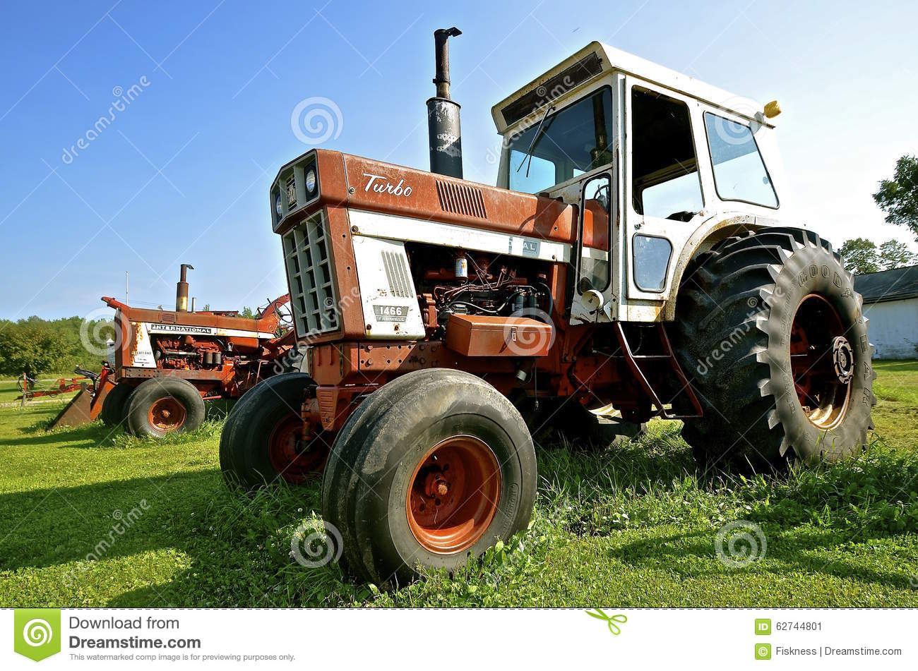 Tractor Brand Names : Turbo farmall tractor editorial photo image of