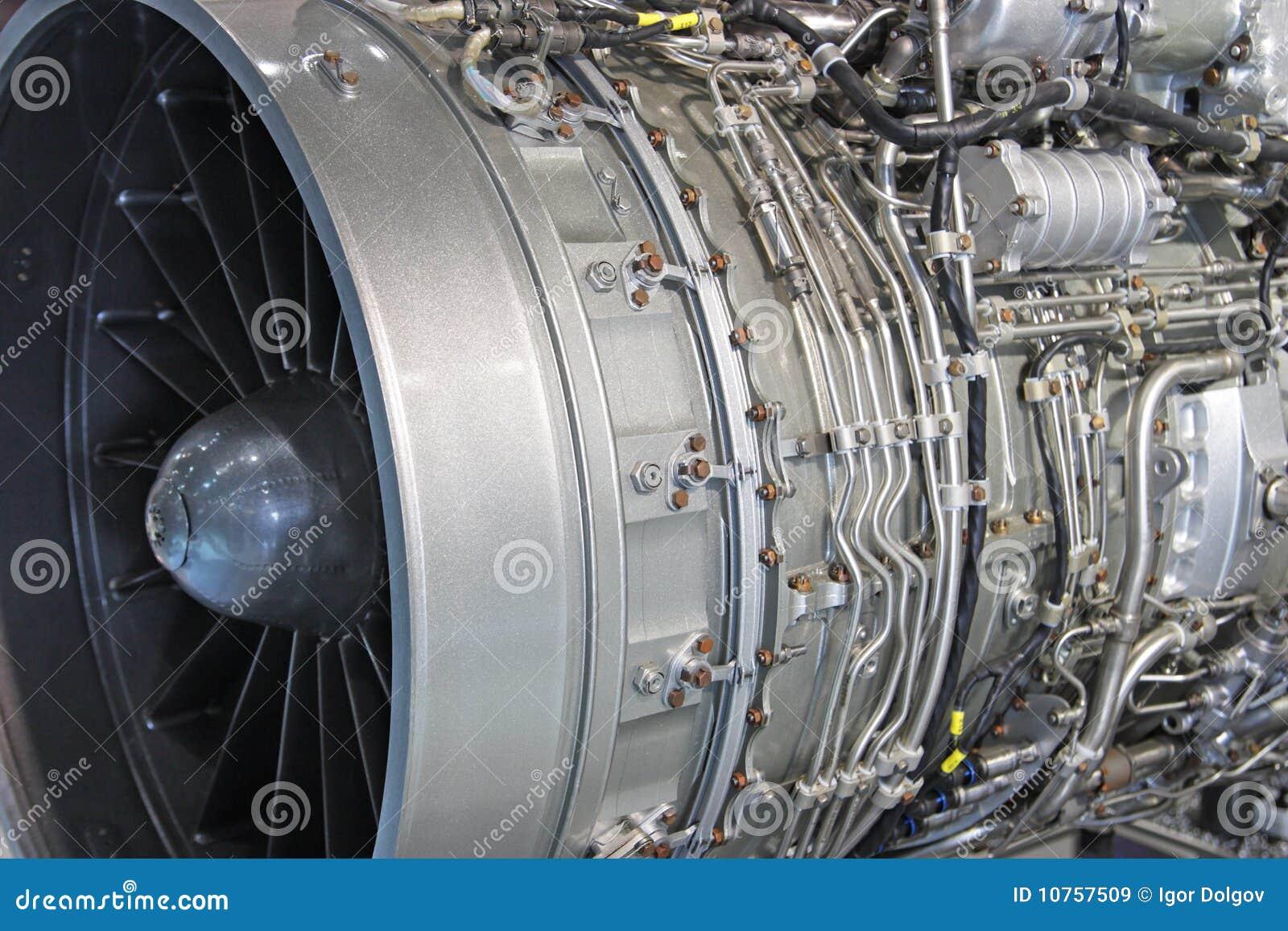 Turbo straalmotor