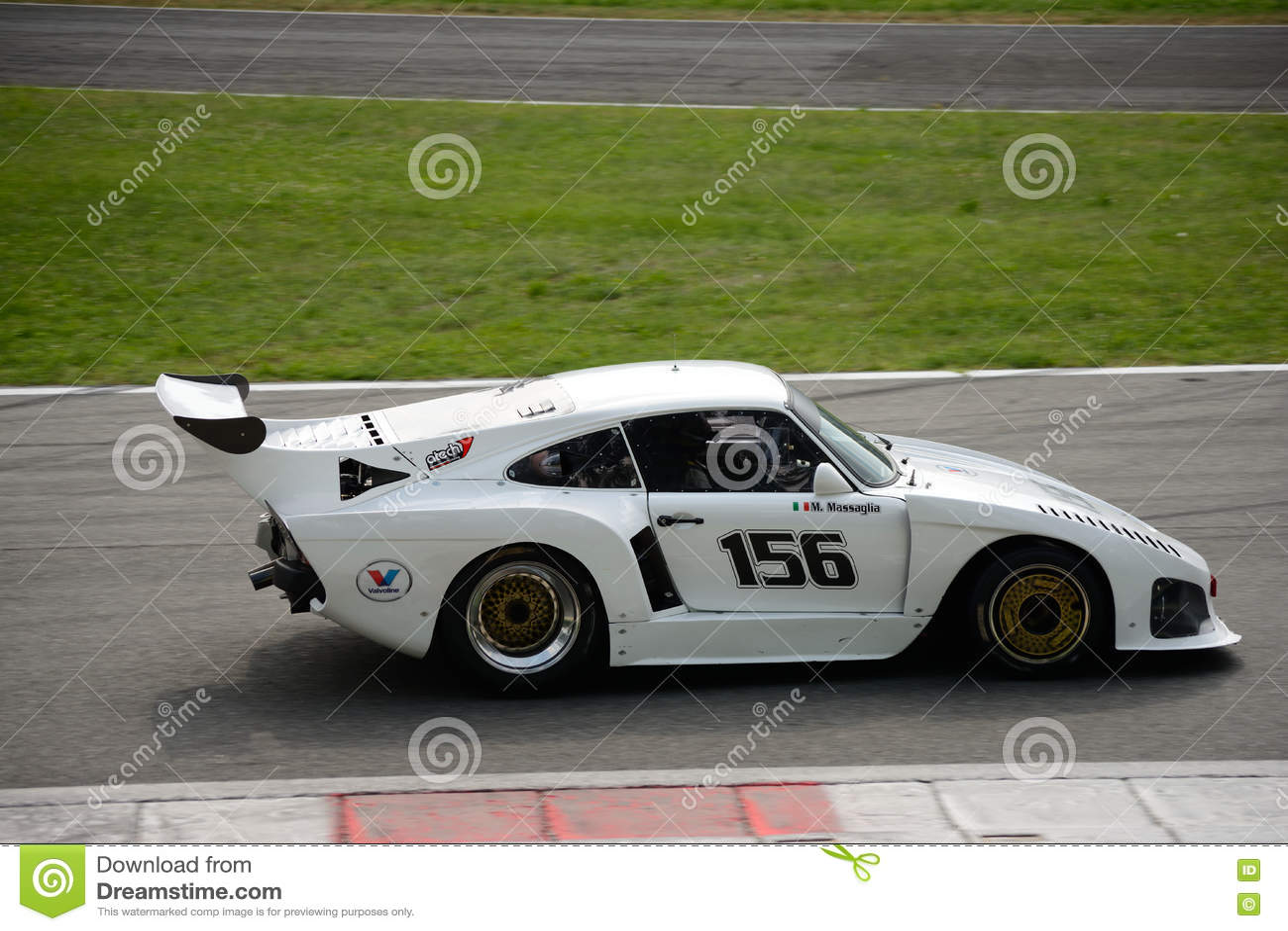 Turbocompressor De Mario Massaglia Porsche 935 Imagem De Stock Editorial Imagem De Mario Massaglia 75903089