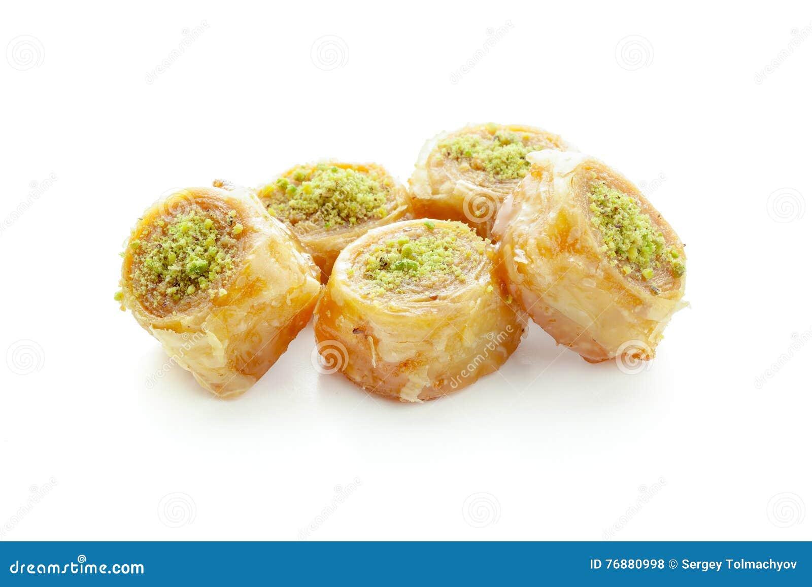 Turco Ramadan Dessert Baklava