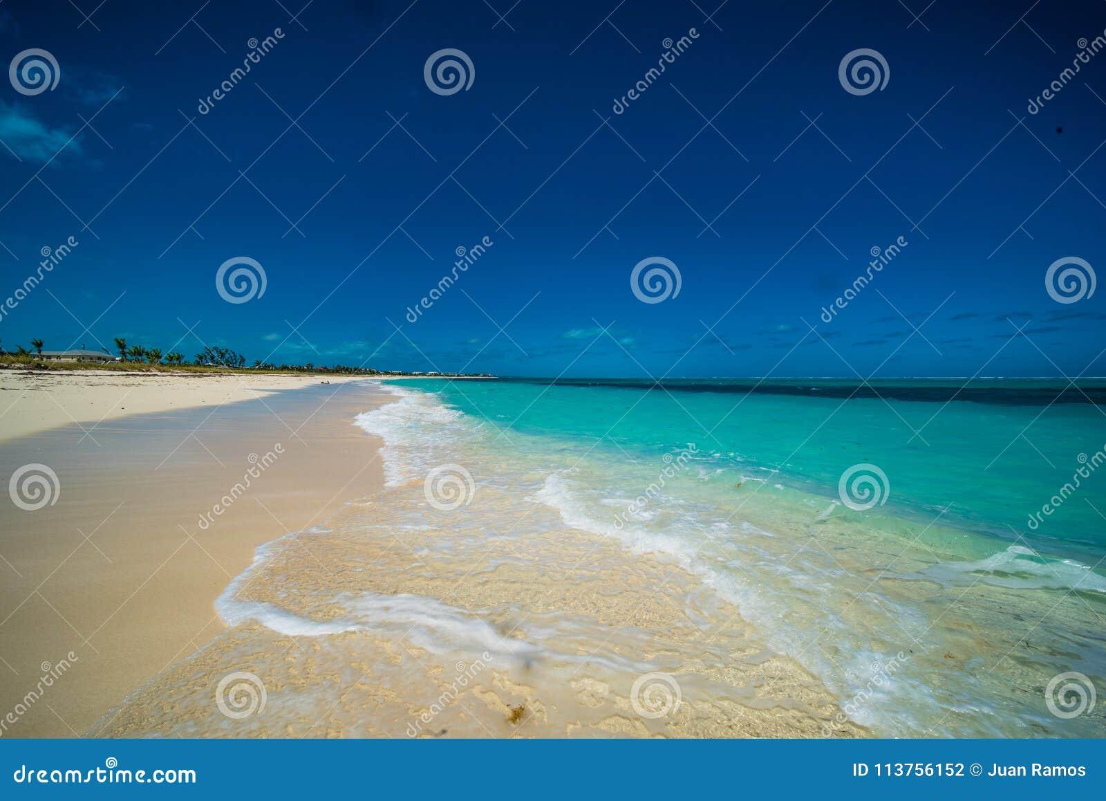 Turcs et plage de la Caïques