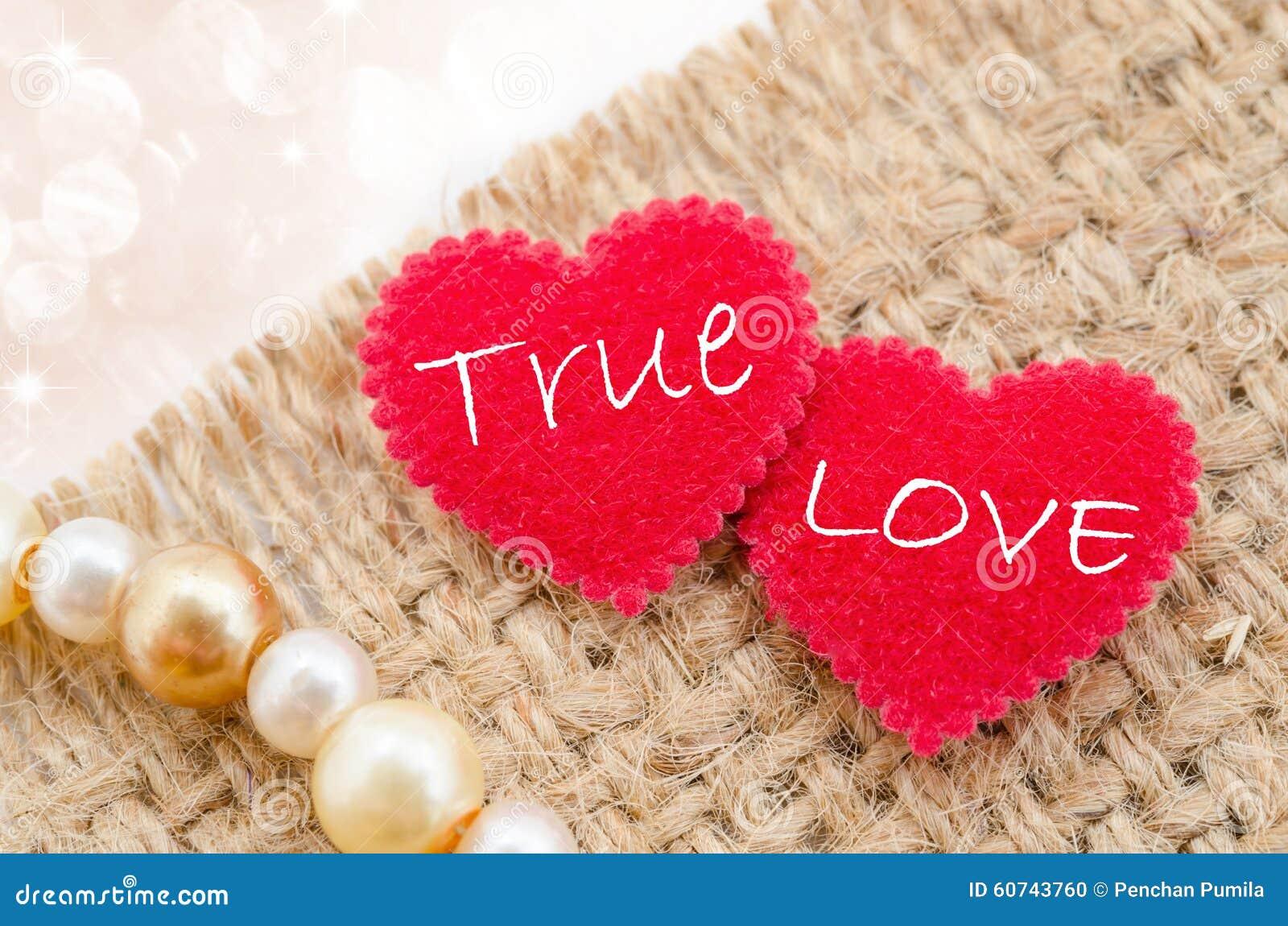 Ture Miłości Motto Zdjęcie Stock Obraz Złożonej Z Wita