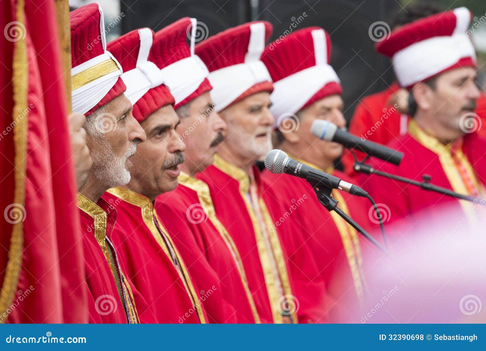 Turecka tradycyjna militarna fanfara