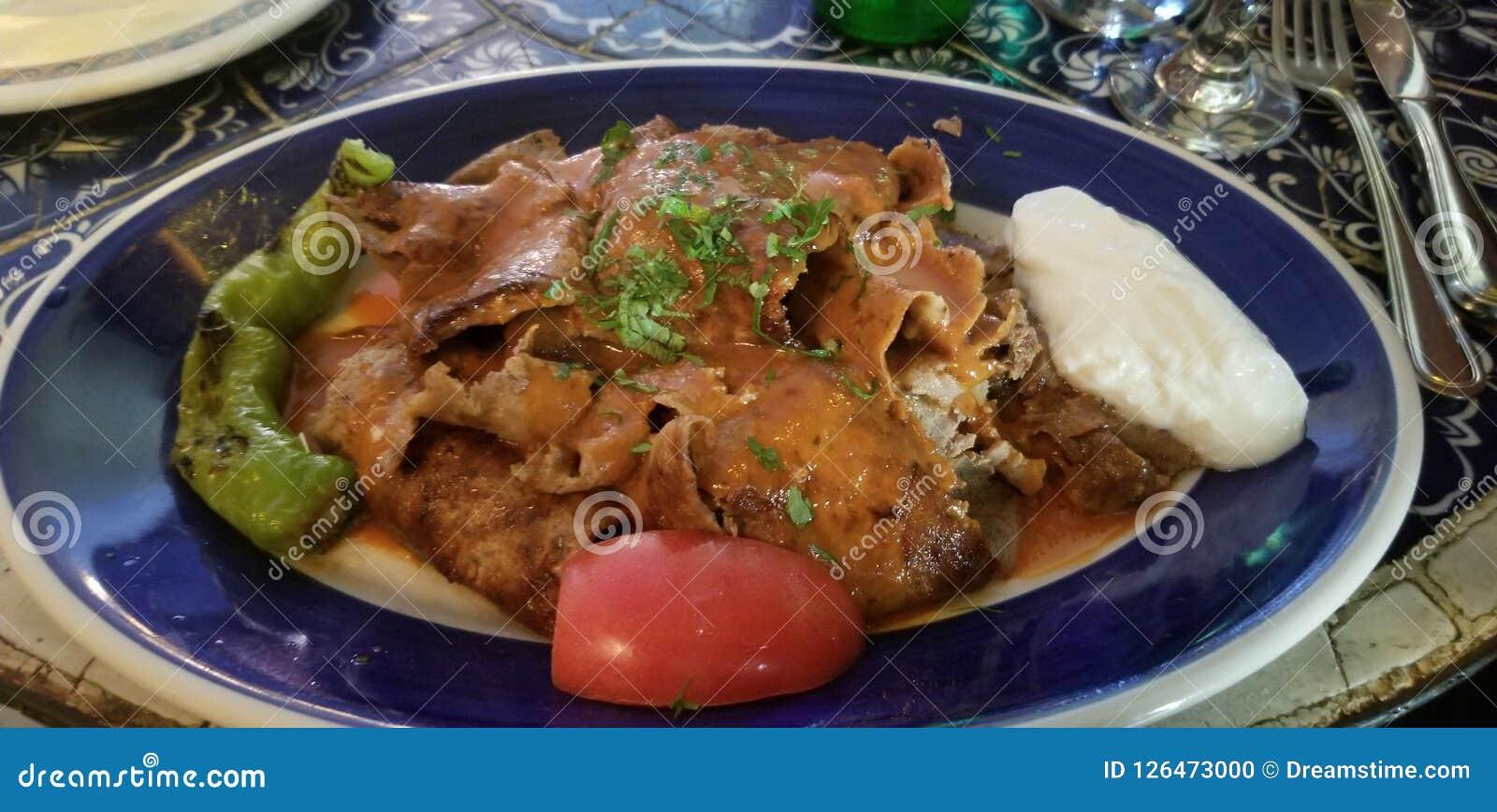 Turecki mięso gotujący