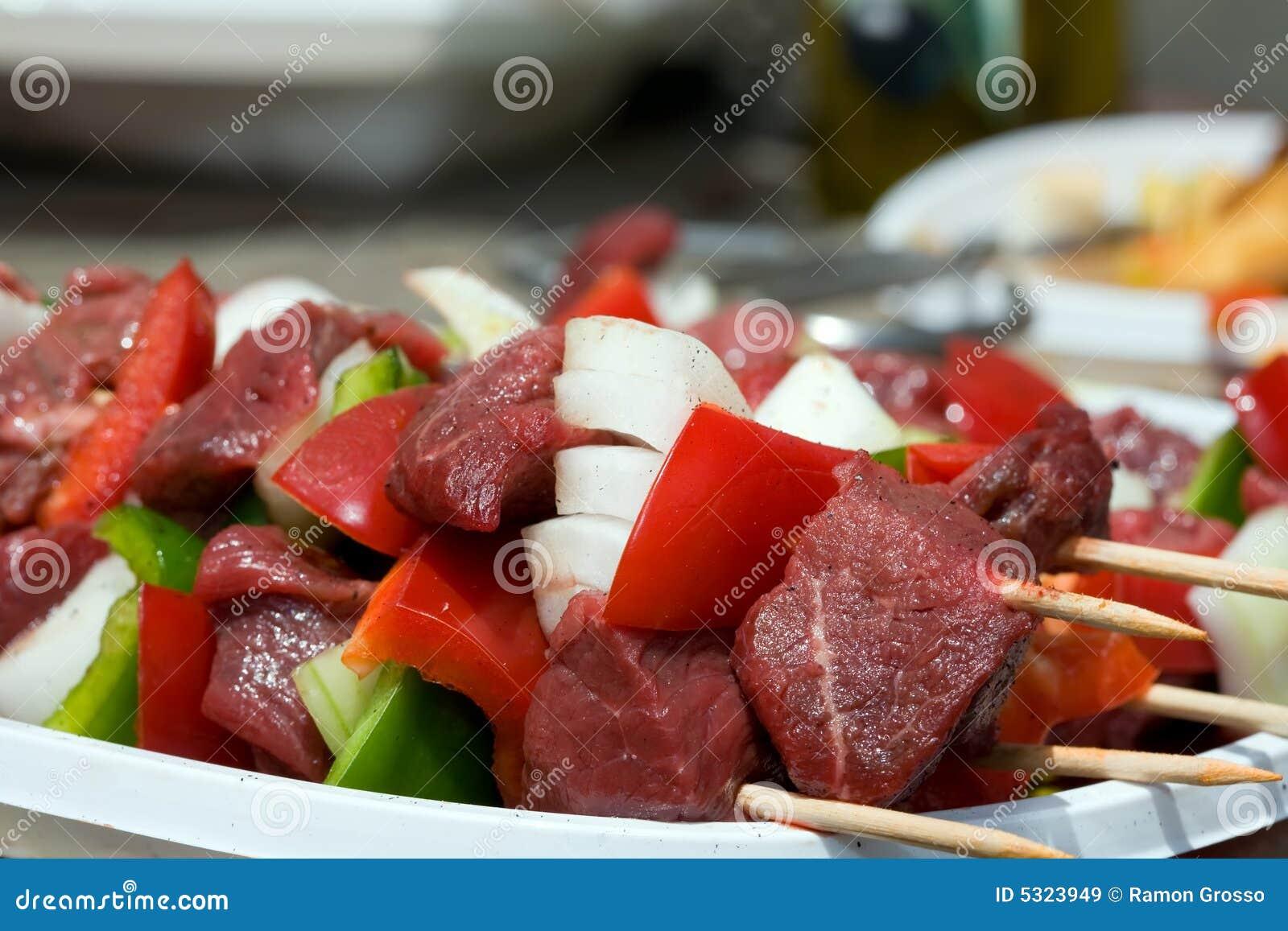 Tureckie kebaby