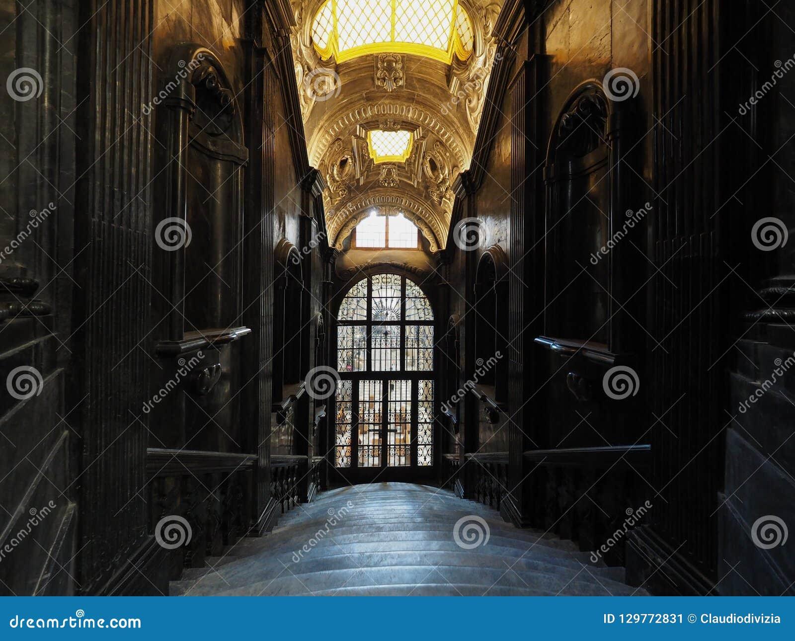 Cappella Della Sindone In Turin Stock Image - Image of torino