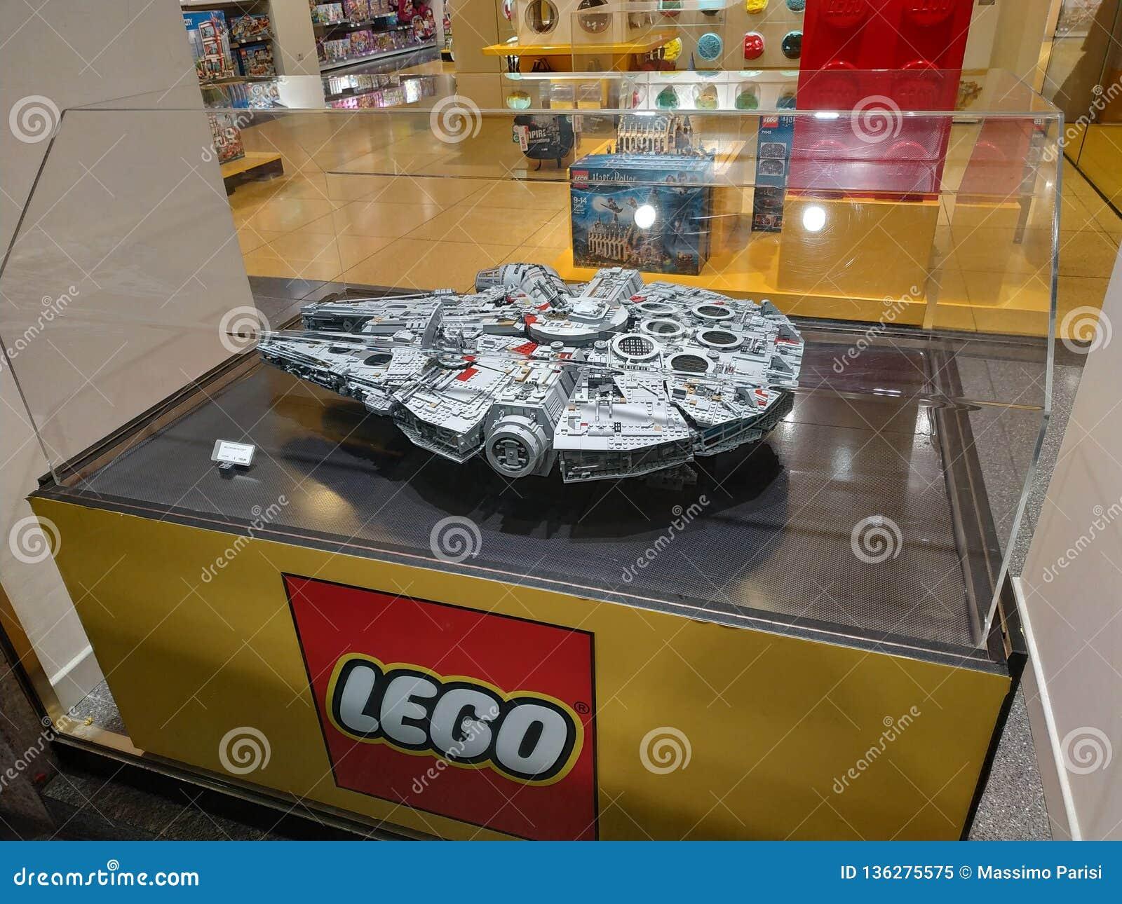 Lego Toys Editorial Image Cartoondealer Com 68119402