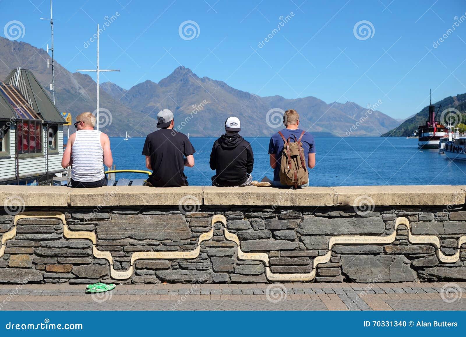 Turismo di avventura della Nuova Zelanda