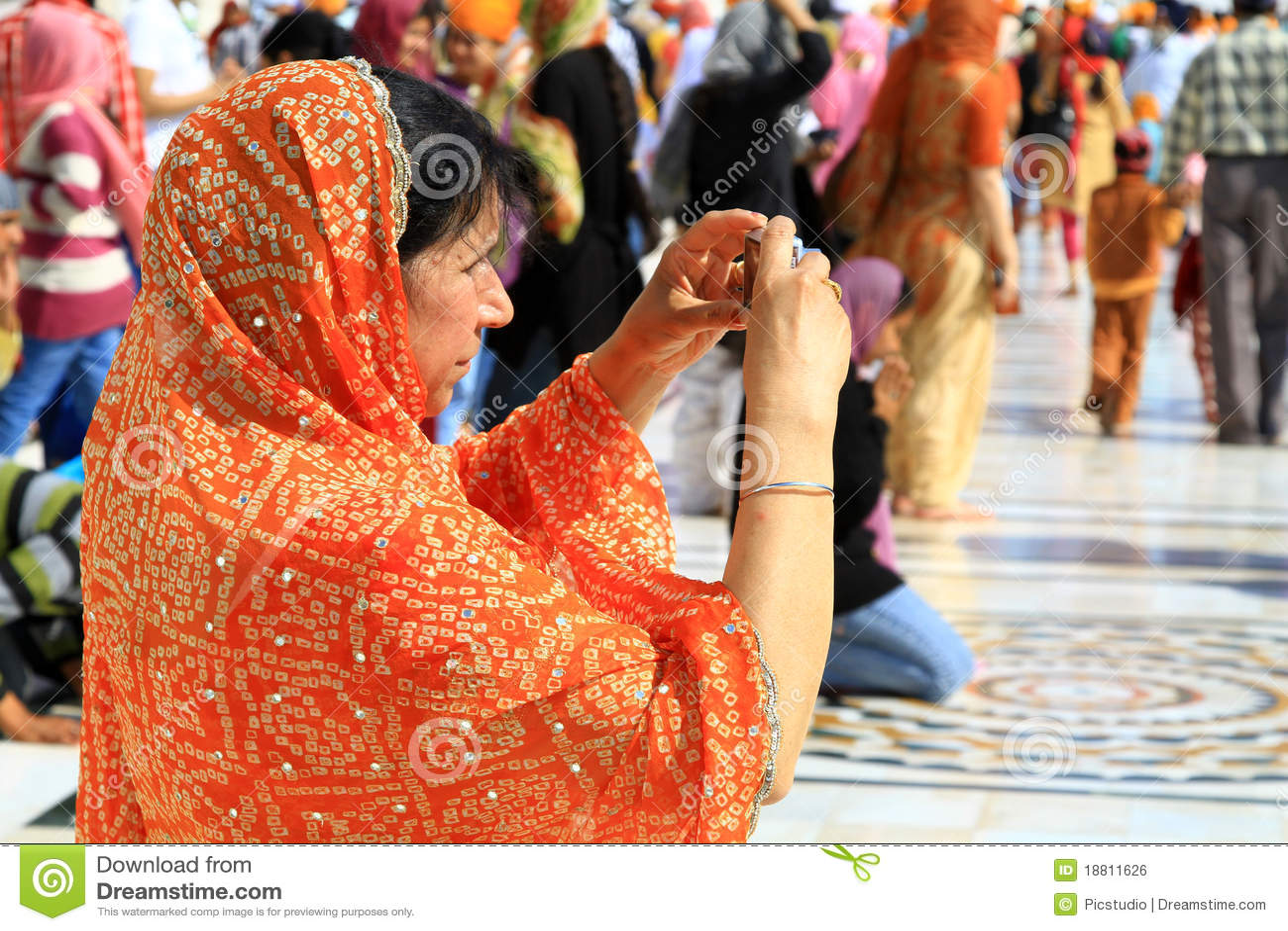 Turist- kvinnor