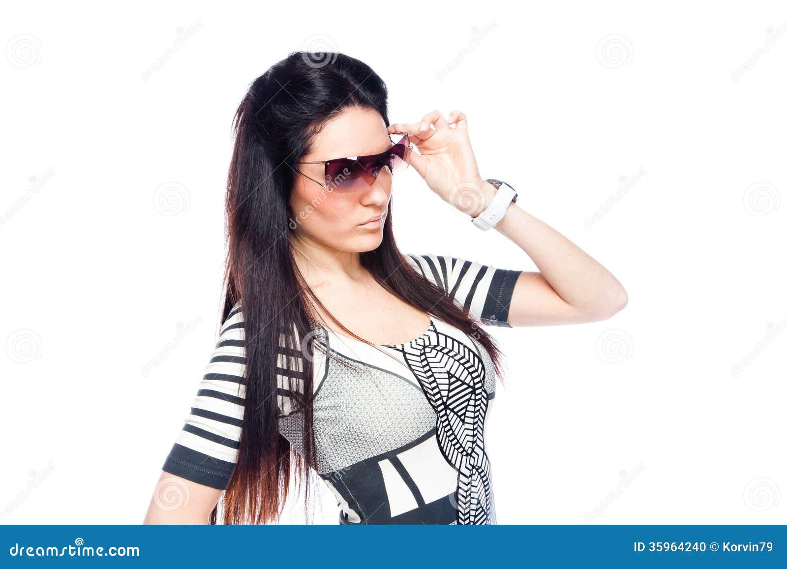 Turista de la mujer