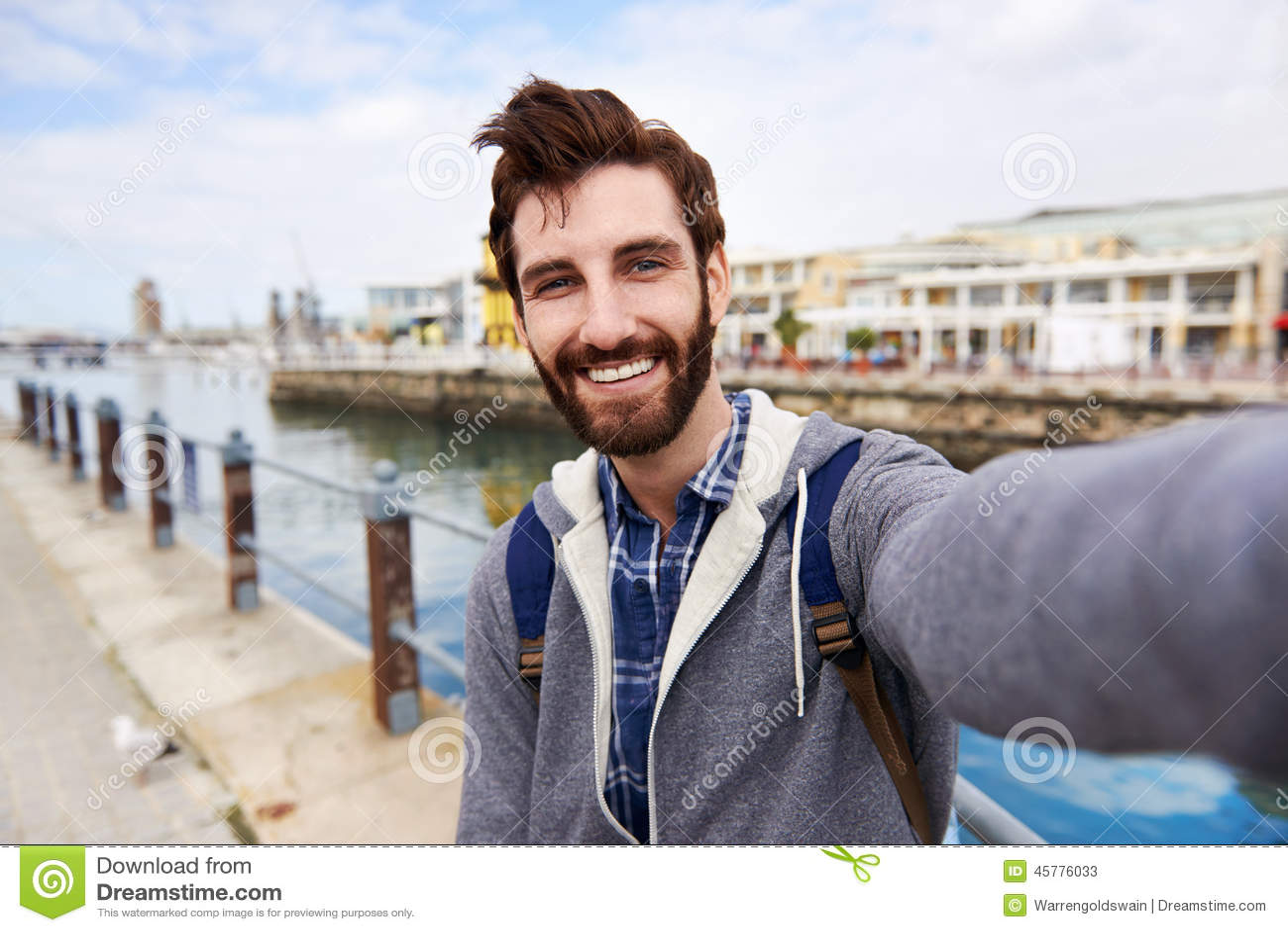 Turista de Selfie