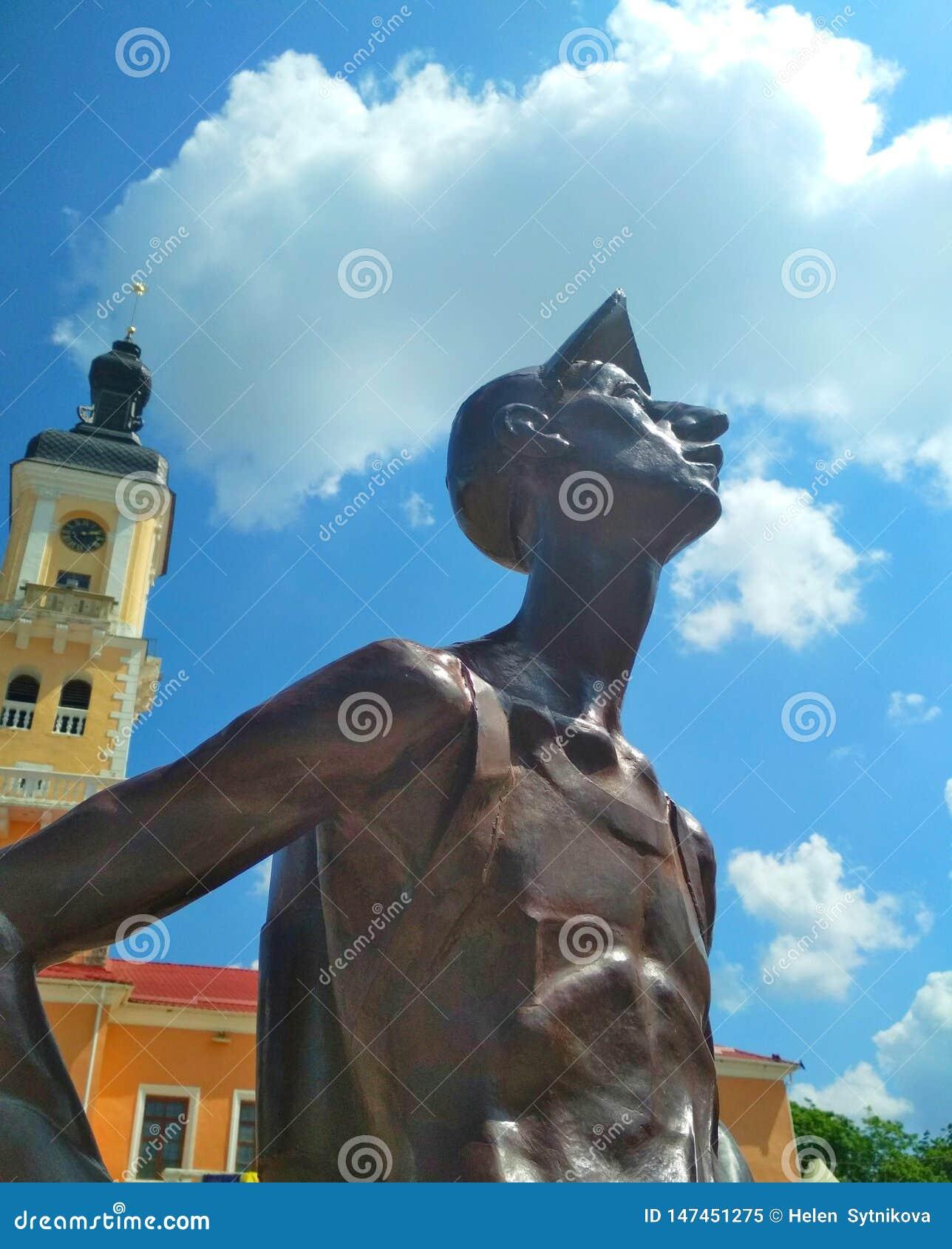 Turista do ferro, Kamenets-Podolsky, Ucr?nia