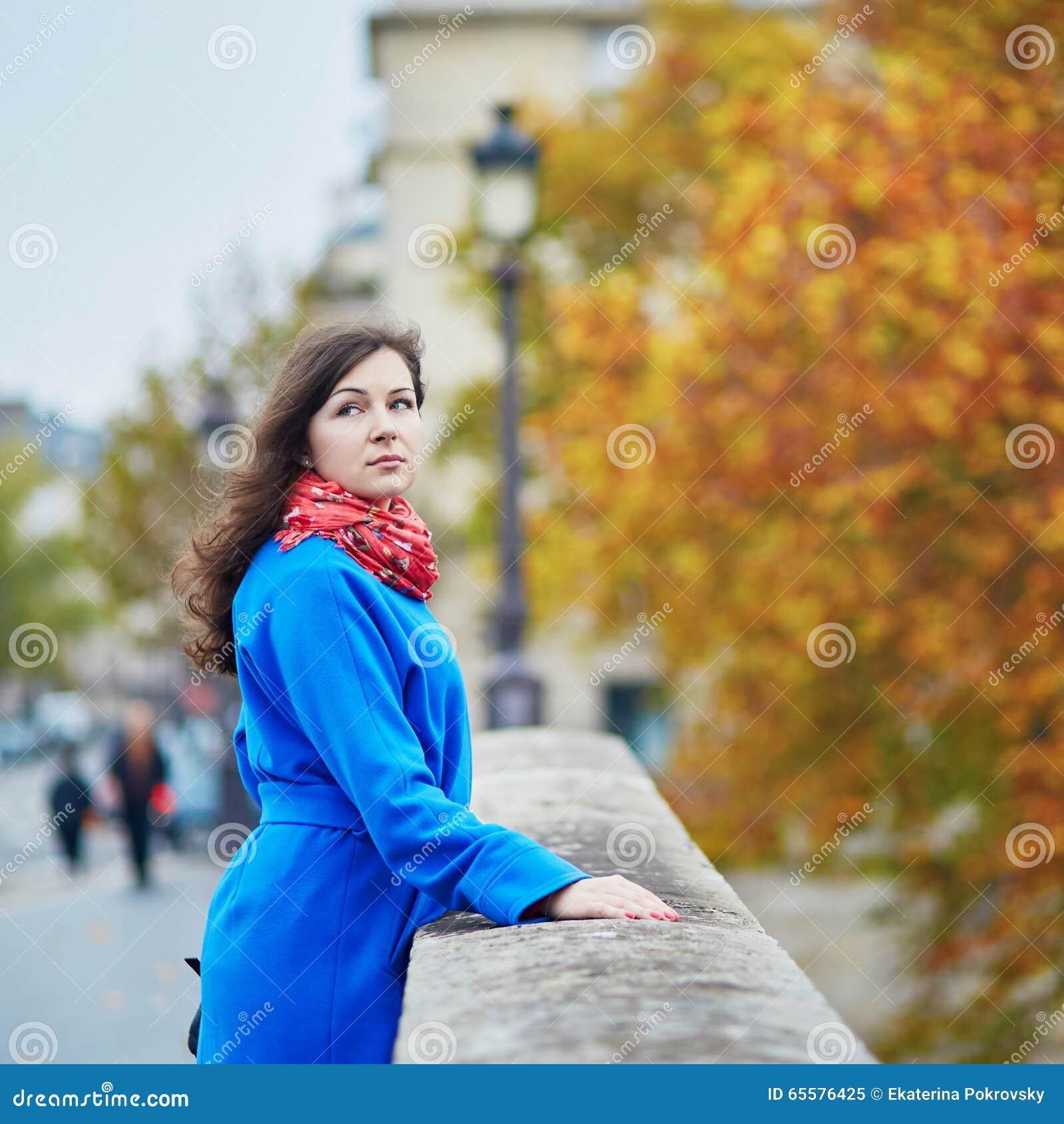 Turista novo em Paris