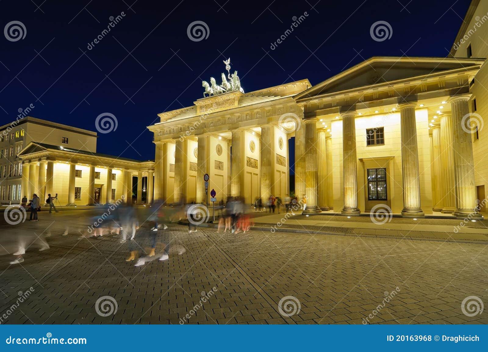 Turistas en la ciudad, Berlín