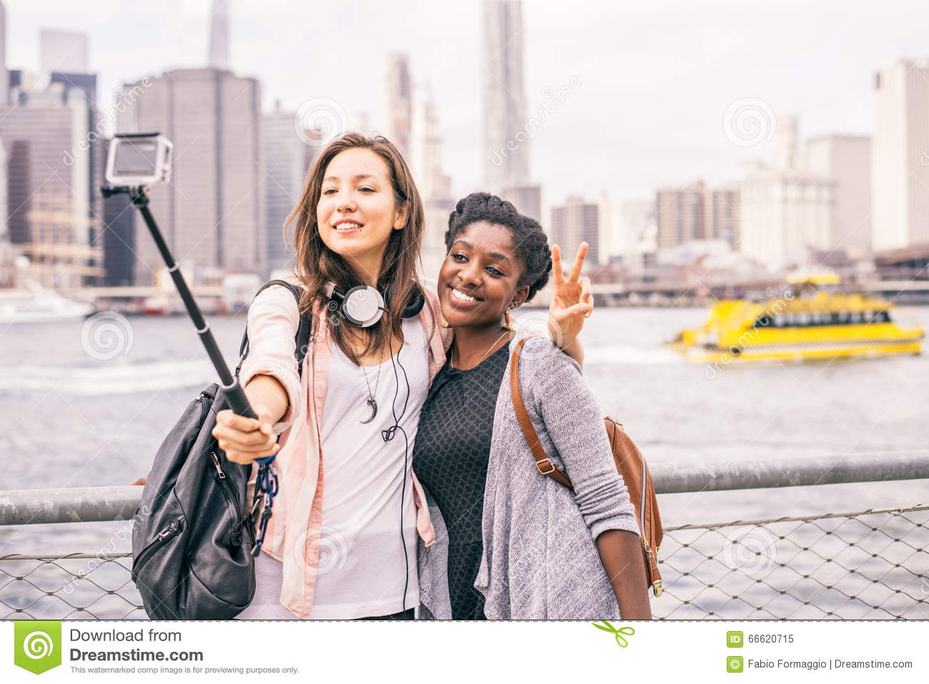 turisti a new york immagine stock immagine di people
