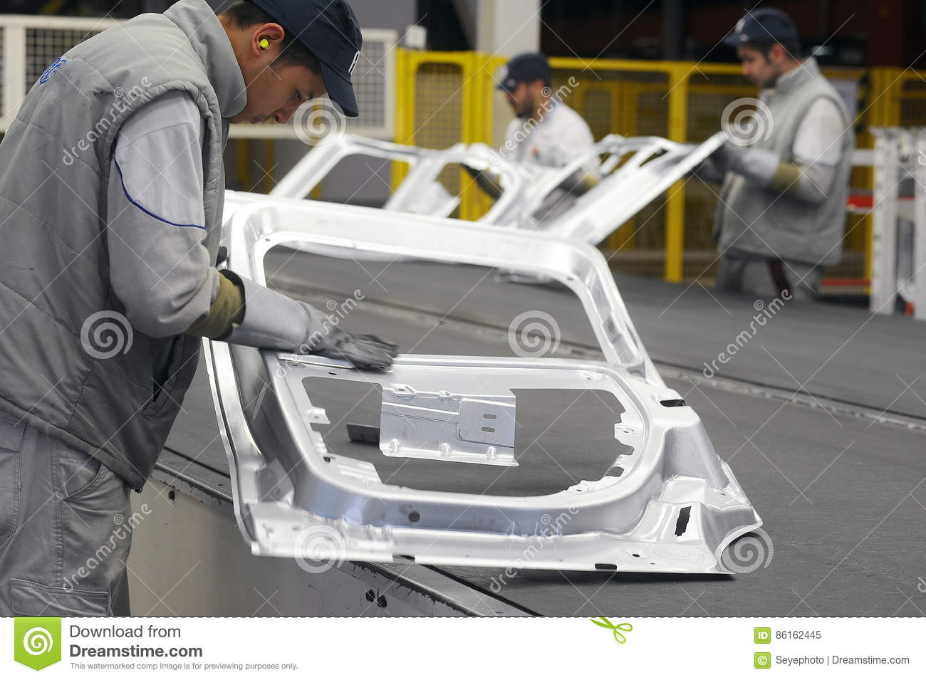 Turkey Automotive Factory editorial image  Image of manufacture