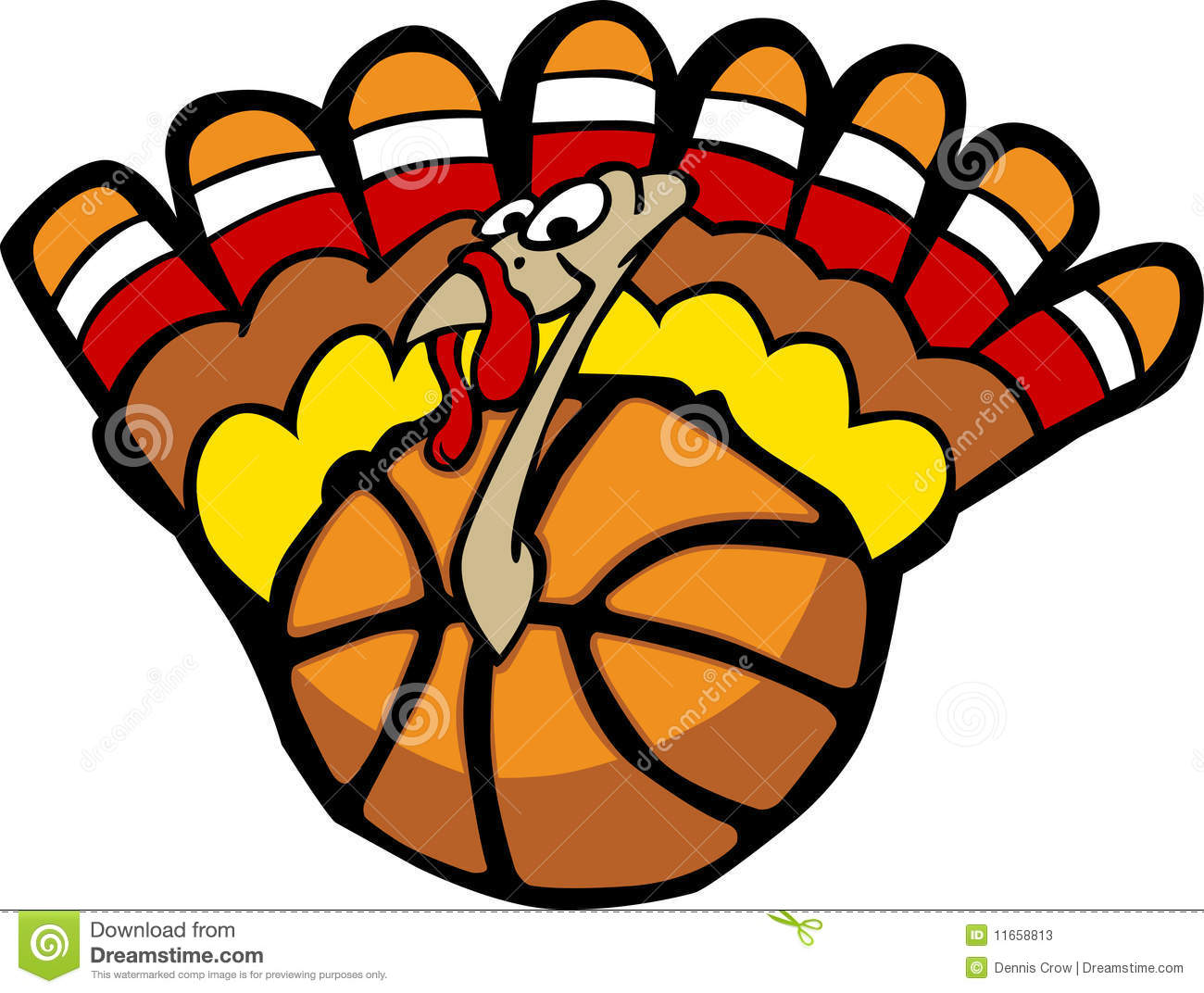 Turkey Basketball stock vector. Illustration of basketball ...