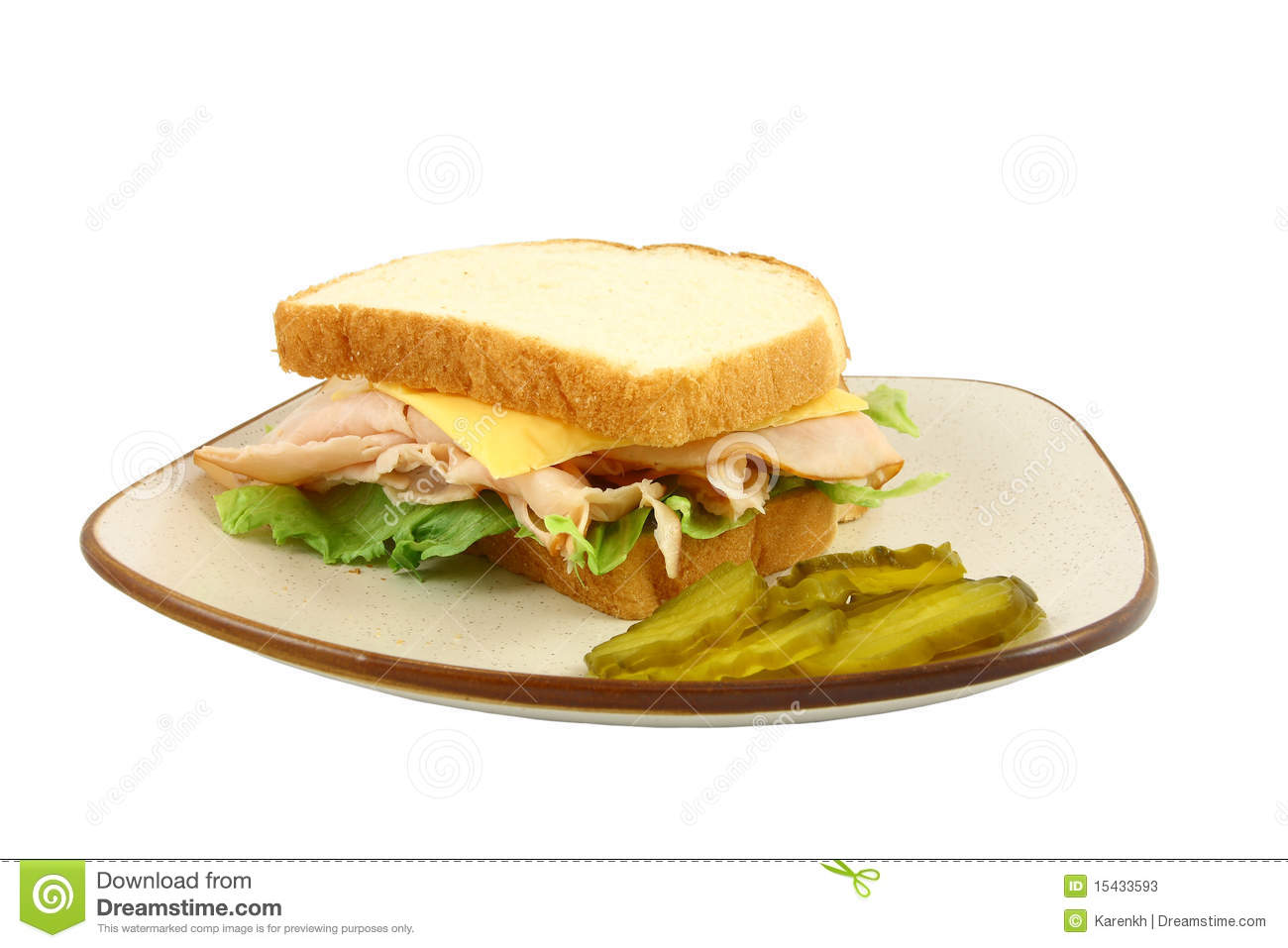 Pictures Of Turkey And Cheese Sandwich Clipart Kidskunstinfo